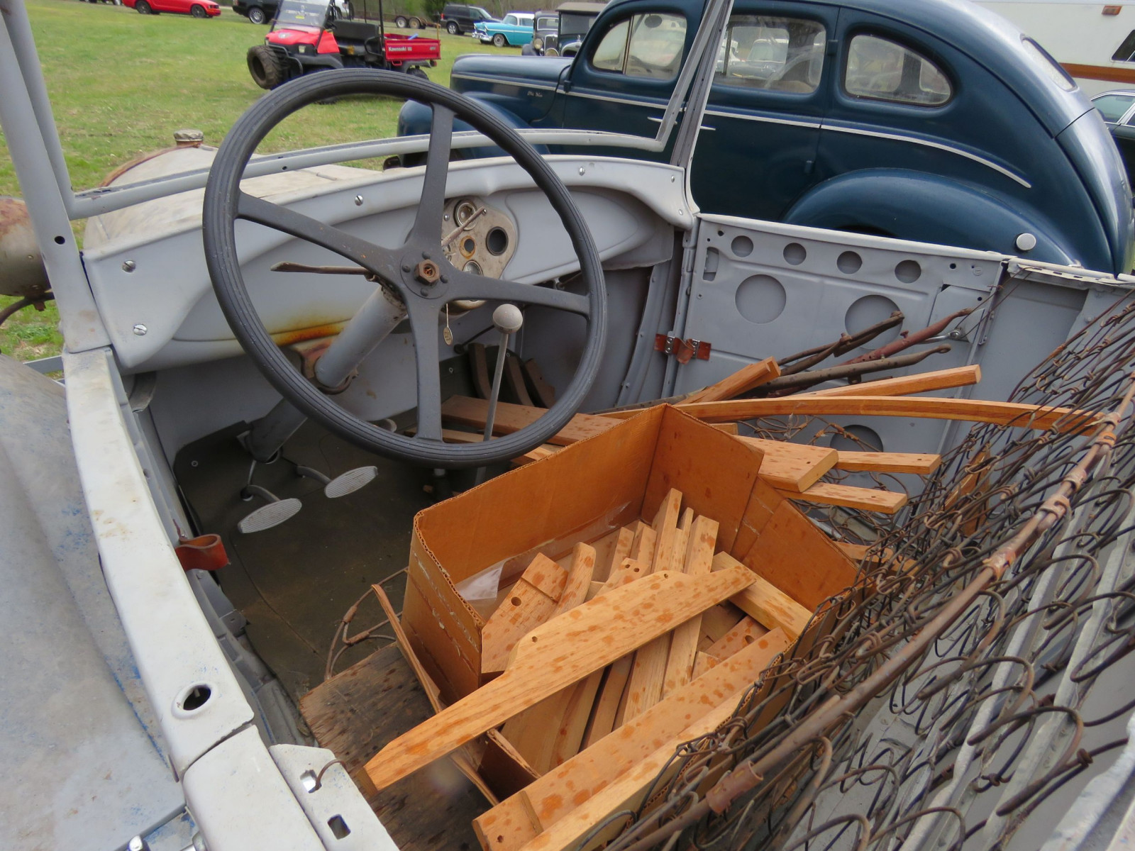 1929 FORD MODEL A PHAETON PROJECT - Image 9
