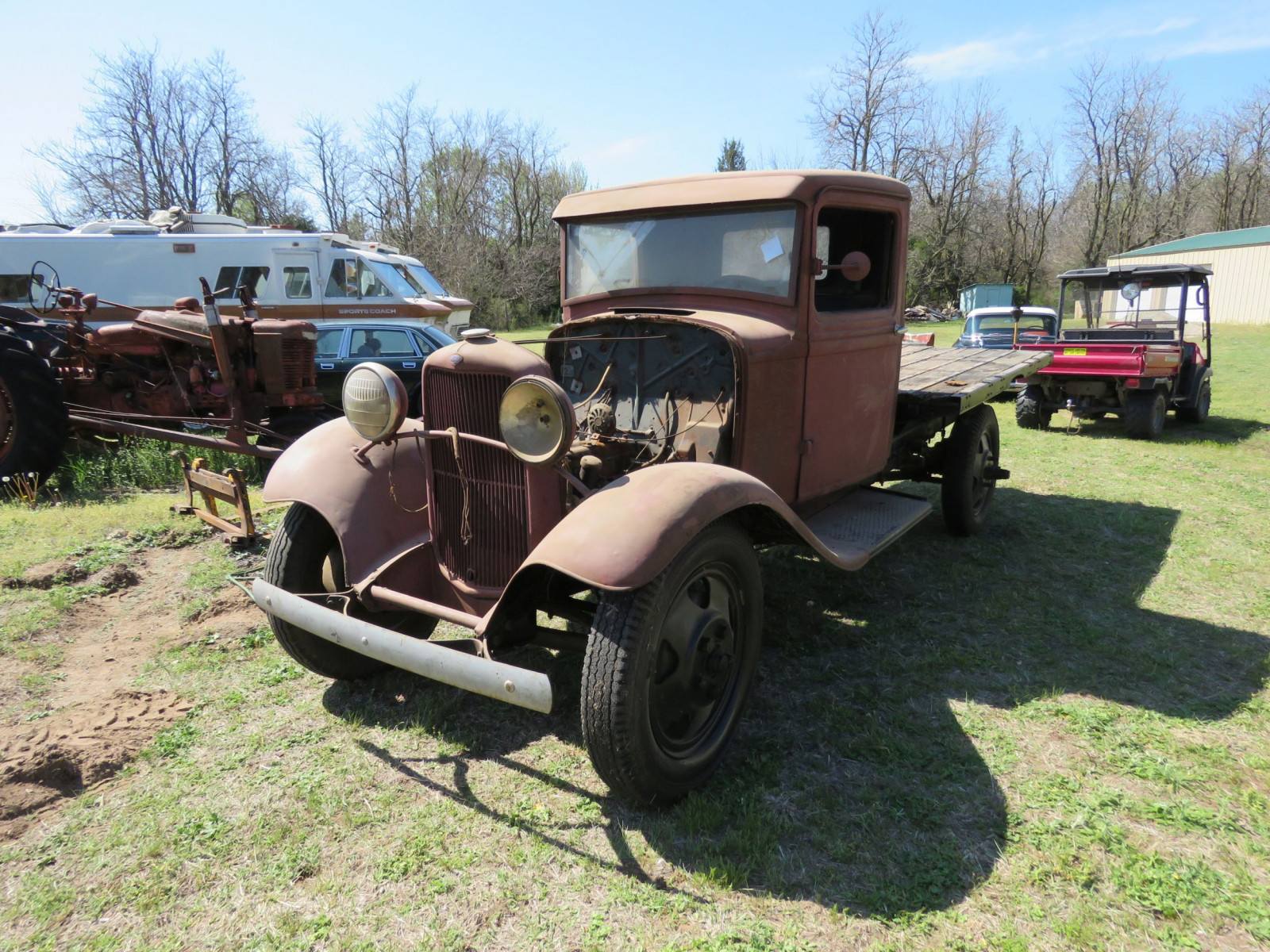 1932 FORD TRUCK PROJECT - Image 1