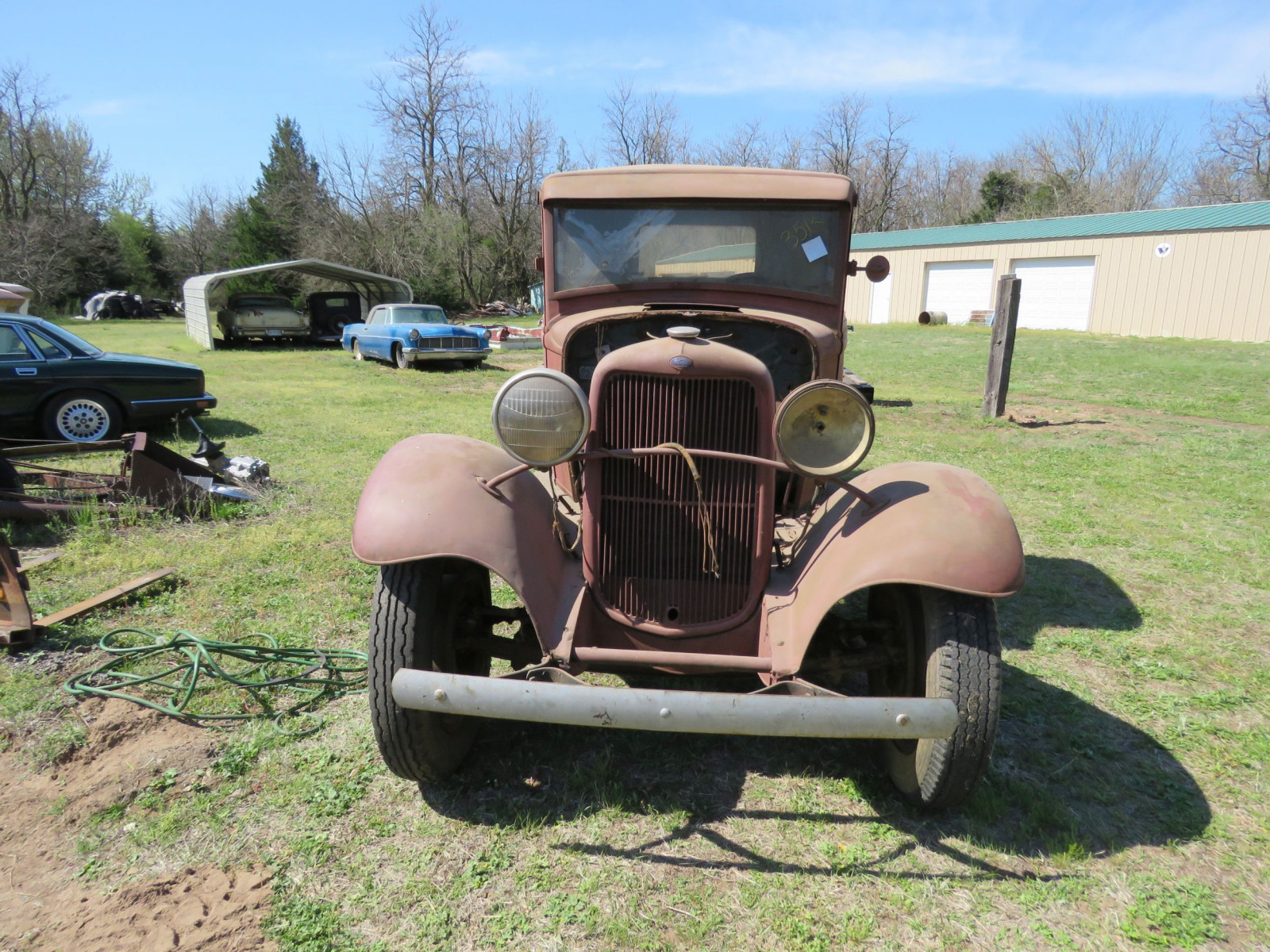1932 FORD TRUCK PROJECT - Image 2