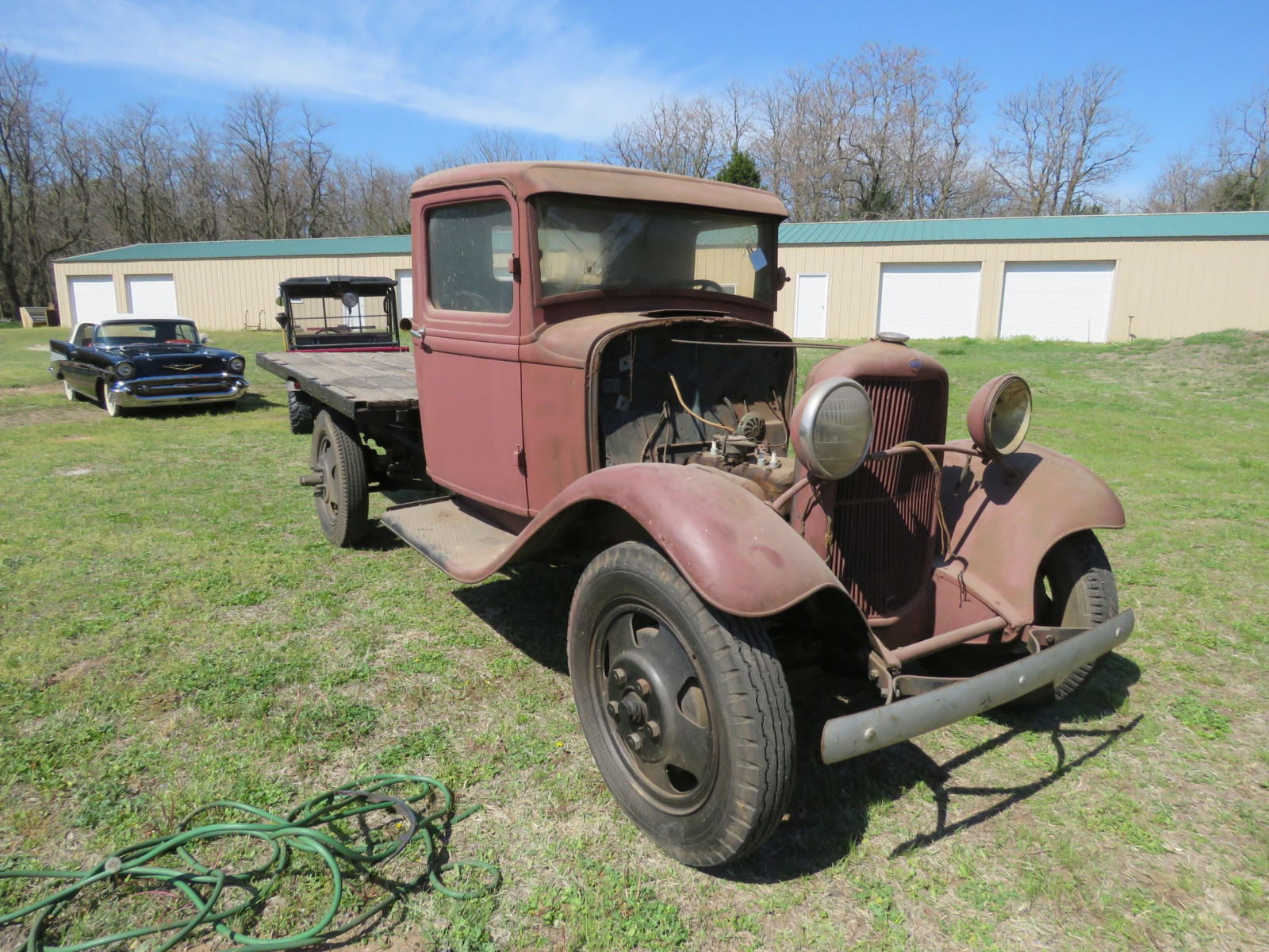 1932 FORD TRUCK PROJECT - Image 3