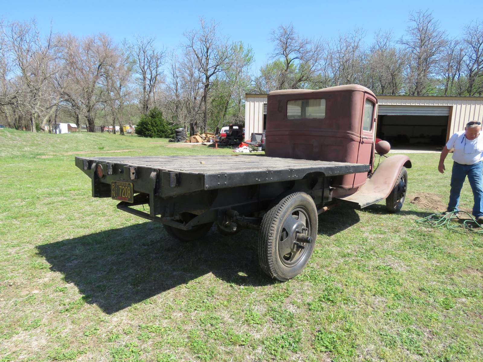 1932 FORD TRUCK PROJECT - Image 4