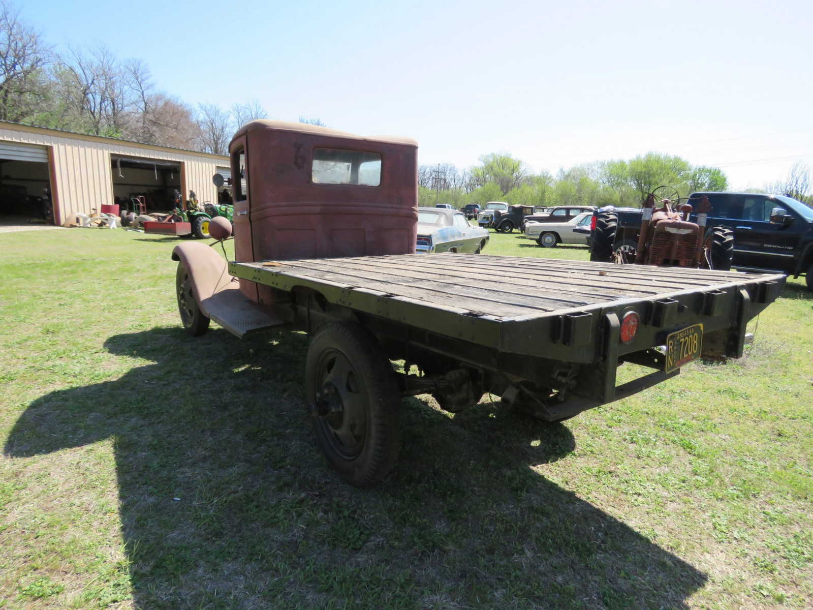 1932 FORD TRUCK PROJECT - Image 6