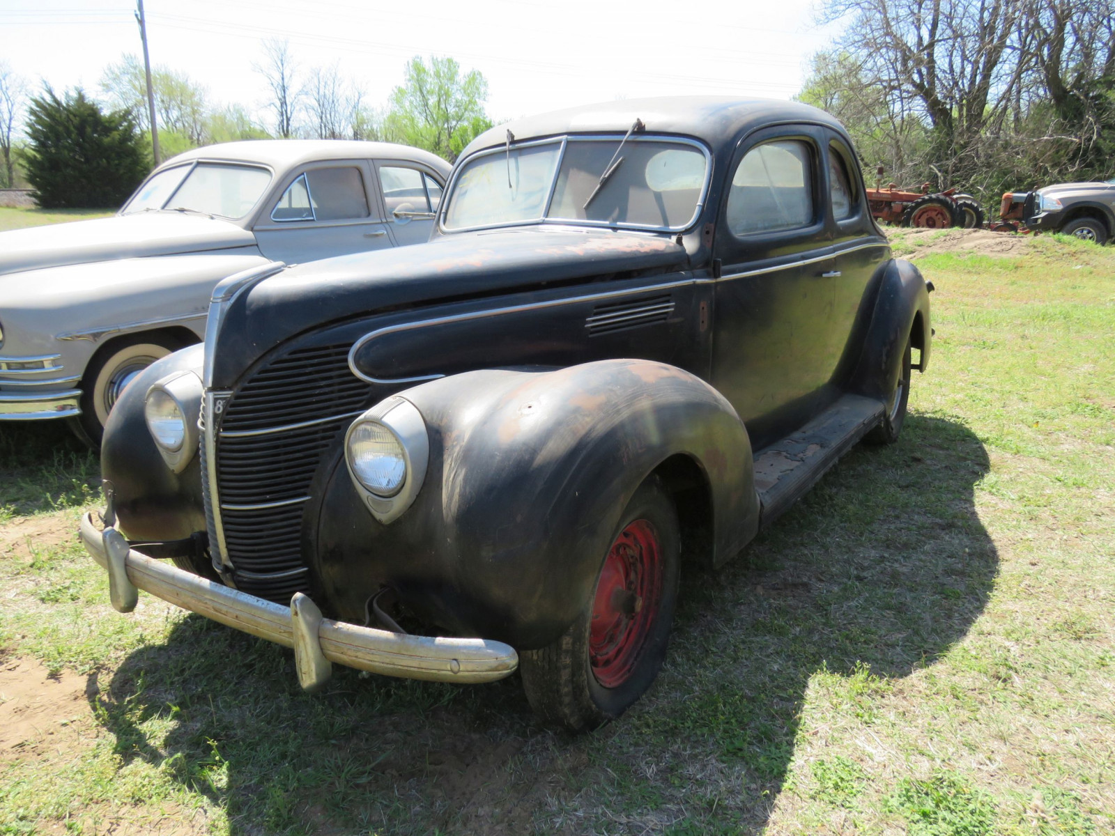 1939 FORD STANDARD BUSINESS COUPE - Image 3
