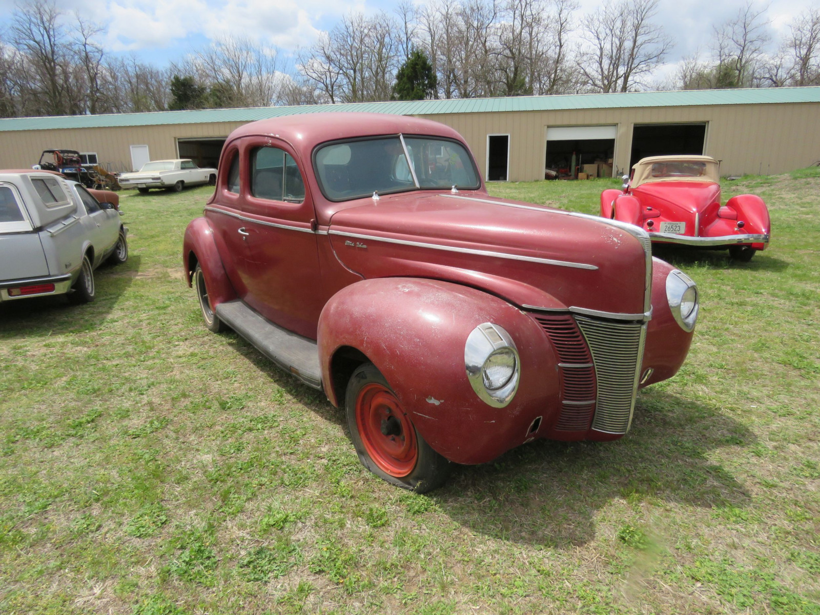 1940 FORD DELUXE COUPE - Image 3