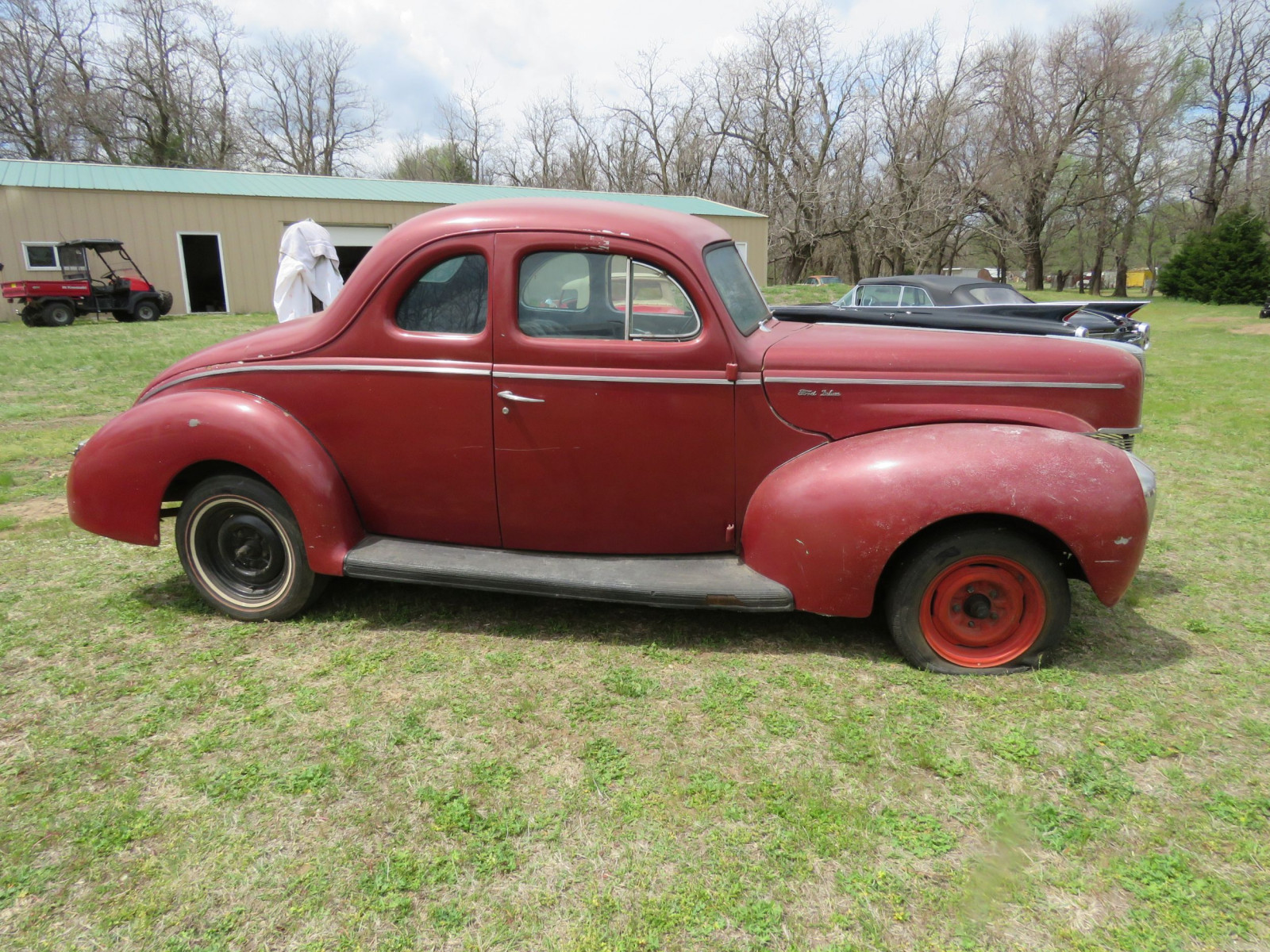 1940 FORD DELUXE COUPE - Image 4