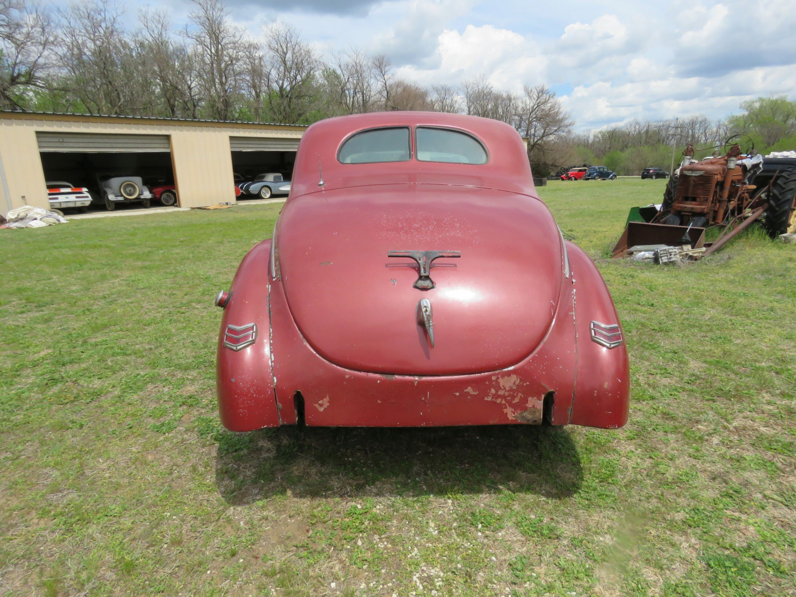 1940 FORD DELUXE COUPE - Image 6