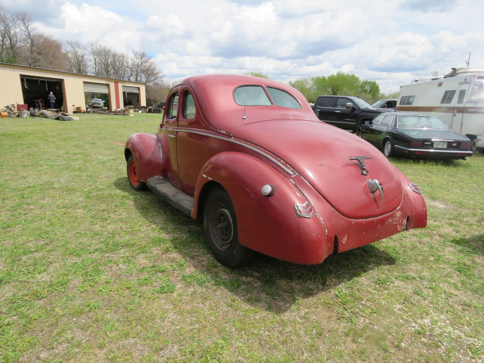 1940 FORD DELUXE COUPE - Image 7