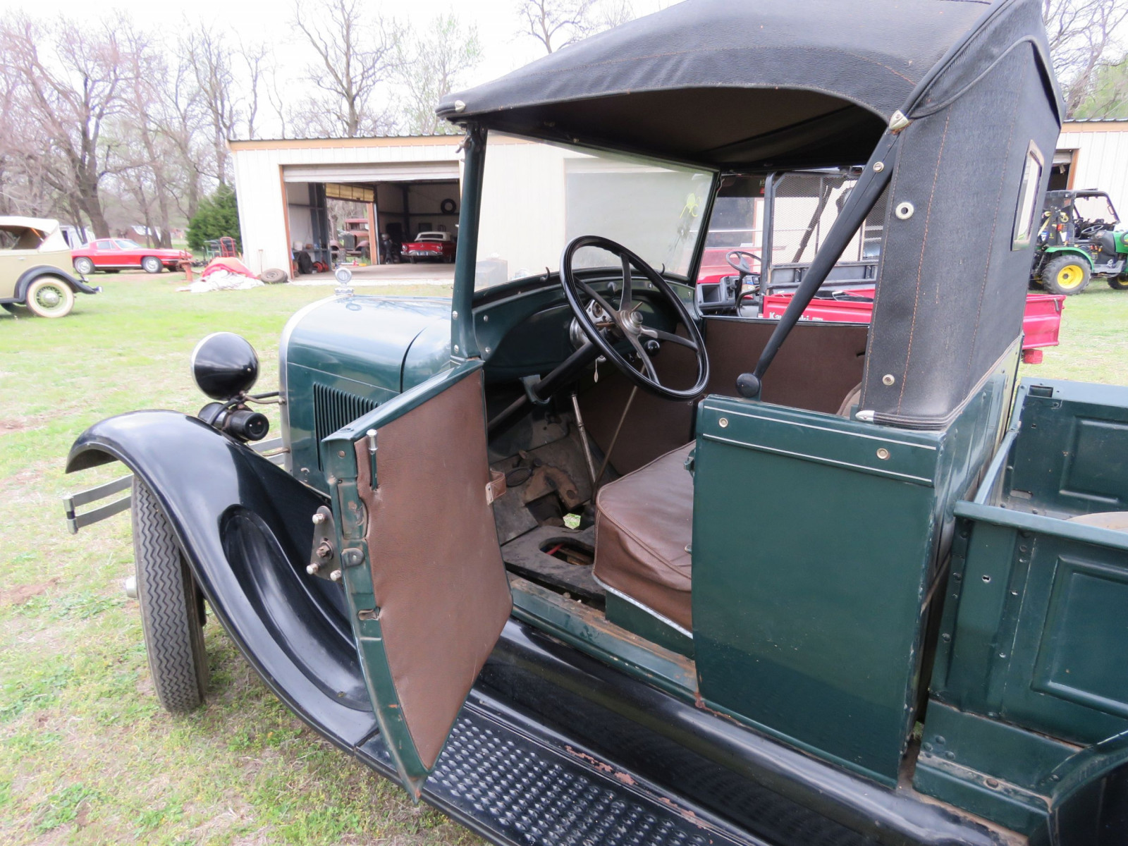 1929 FORD MODEL A ROADSTER PICKUP - Image 9