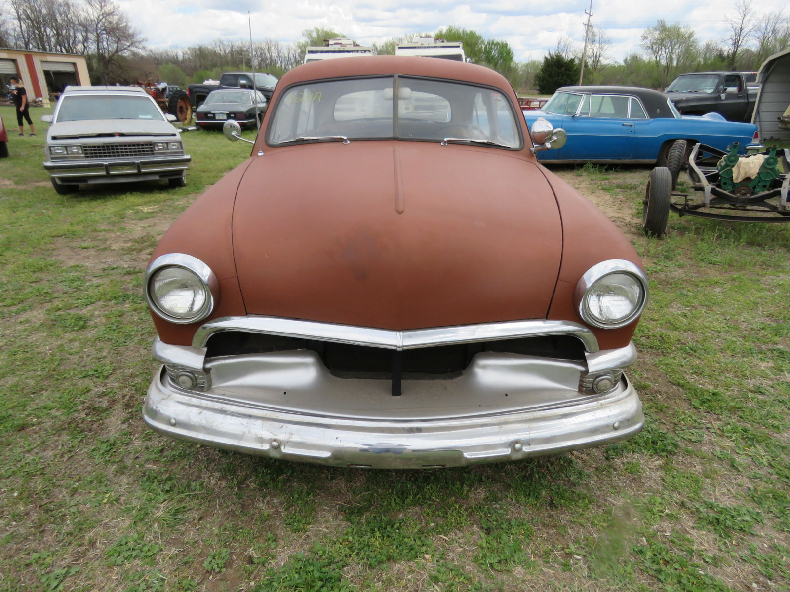 1951 FORD 2DR SEDAN - Image 2