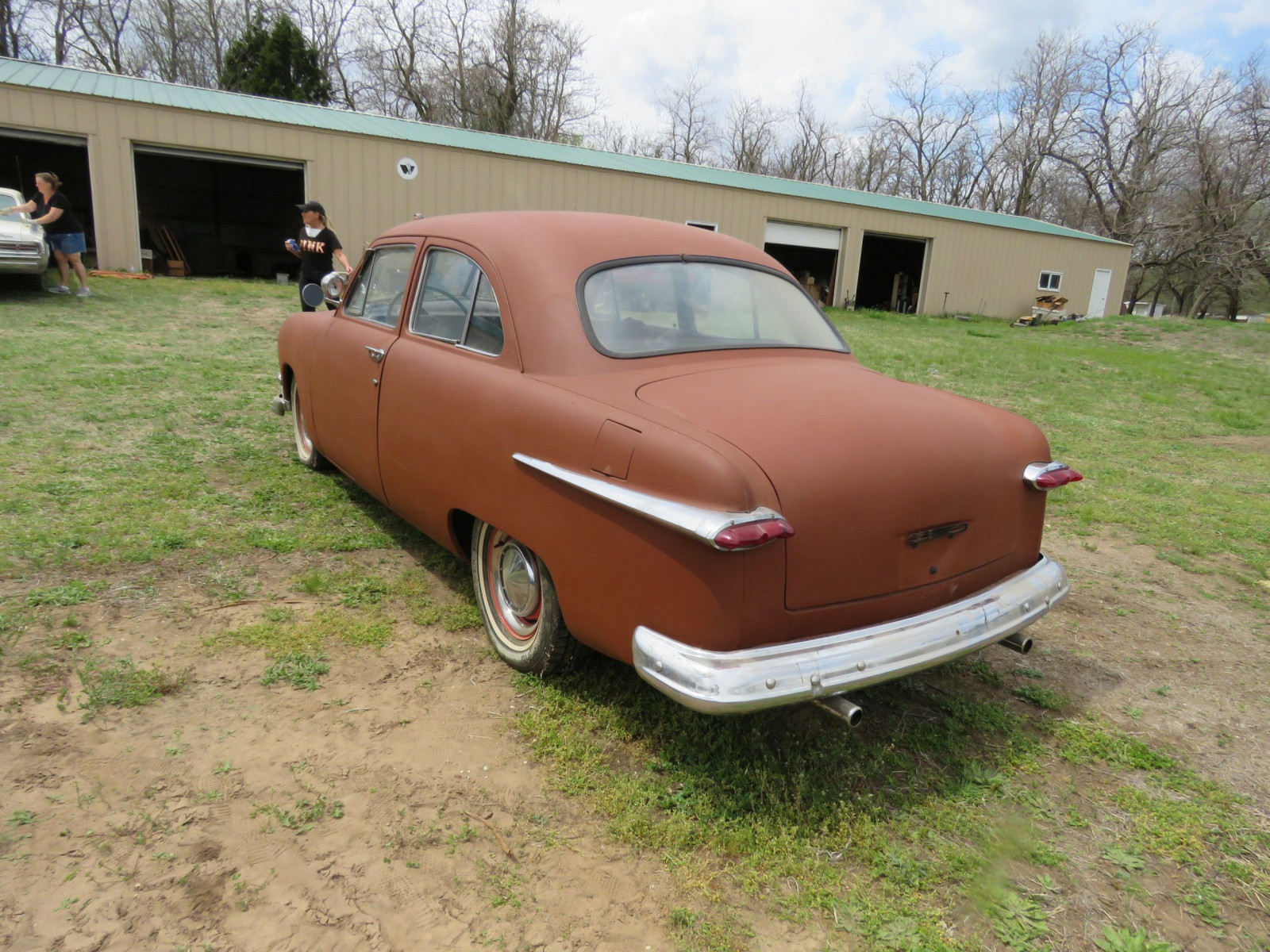 1951 FORD 2DR SEDAN - Image 6