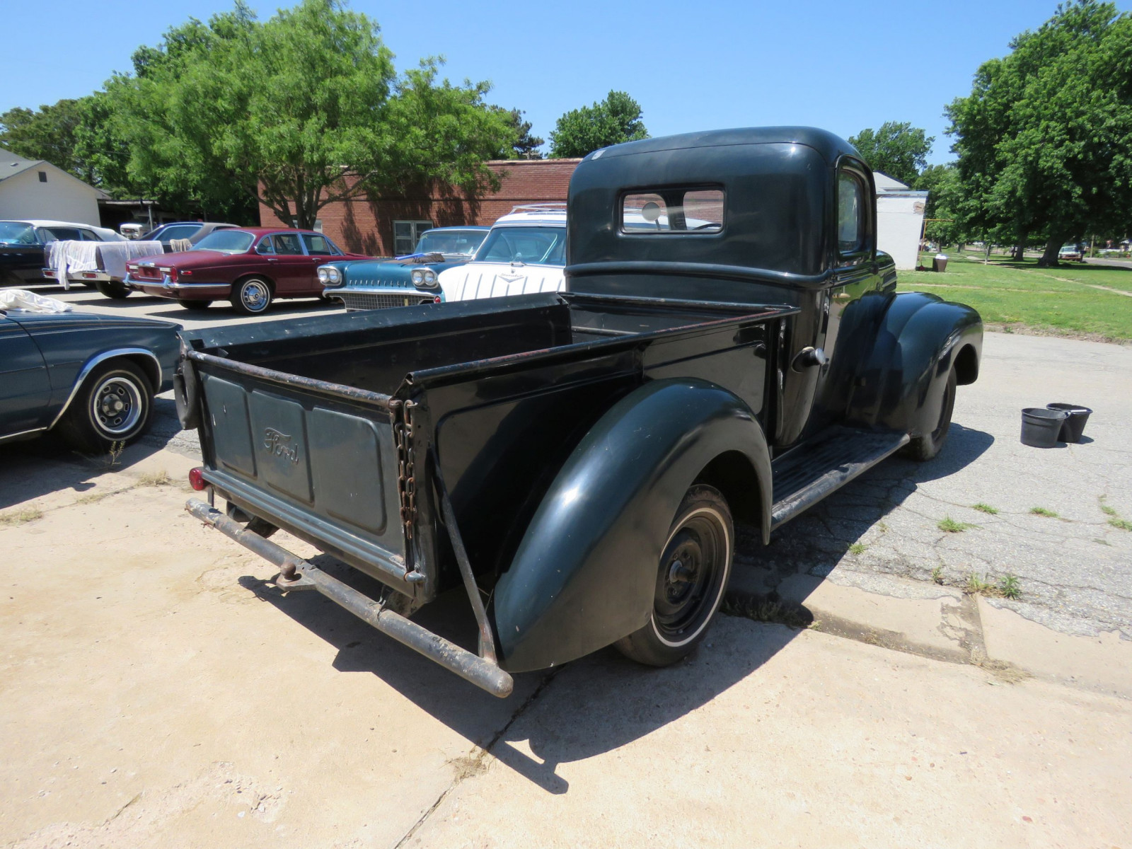 1946 FORD PICKUP - Image 5