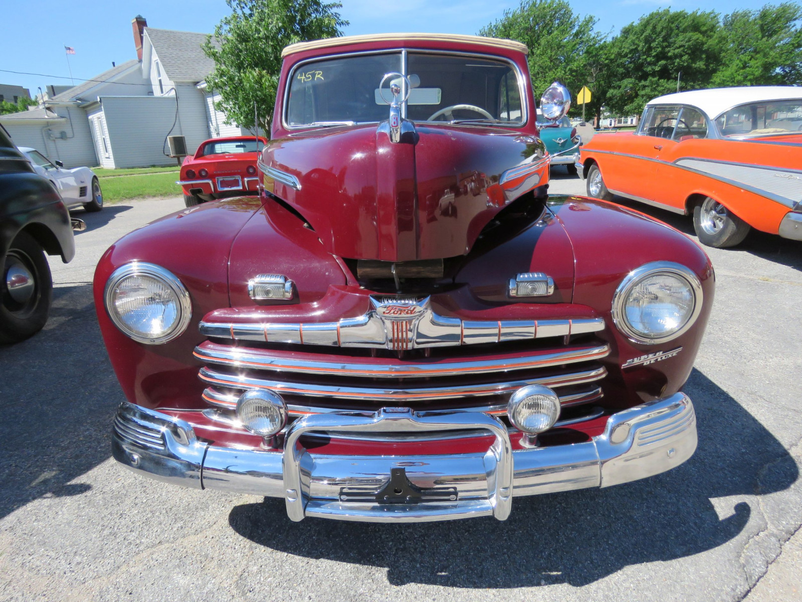 1946 FORD SUPER DELUXE CONVERTIBLE - Image 2