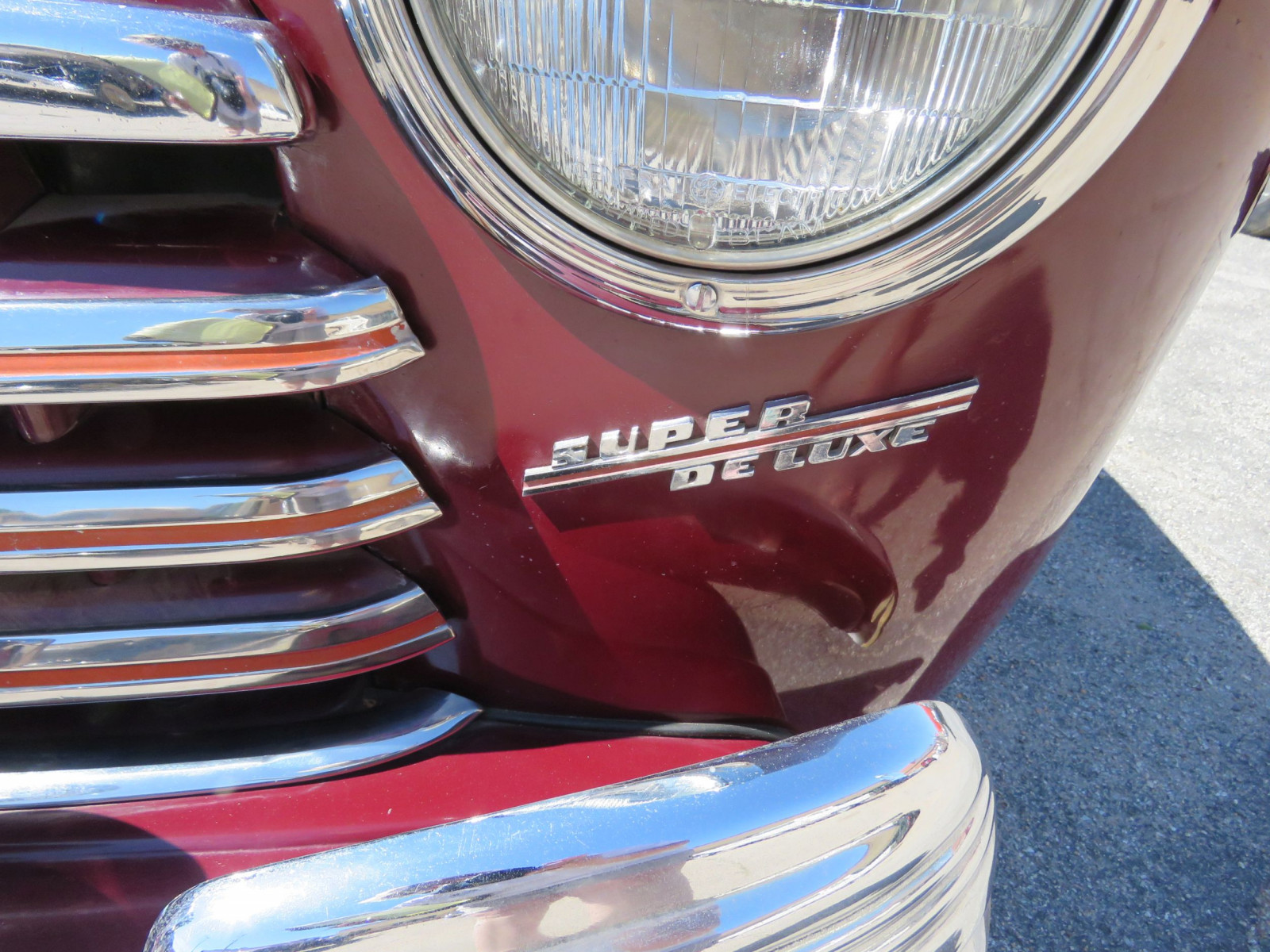 1946 FORD SUPER DELUXE CONVERTIBLE - Image 3