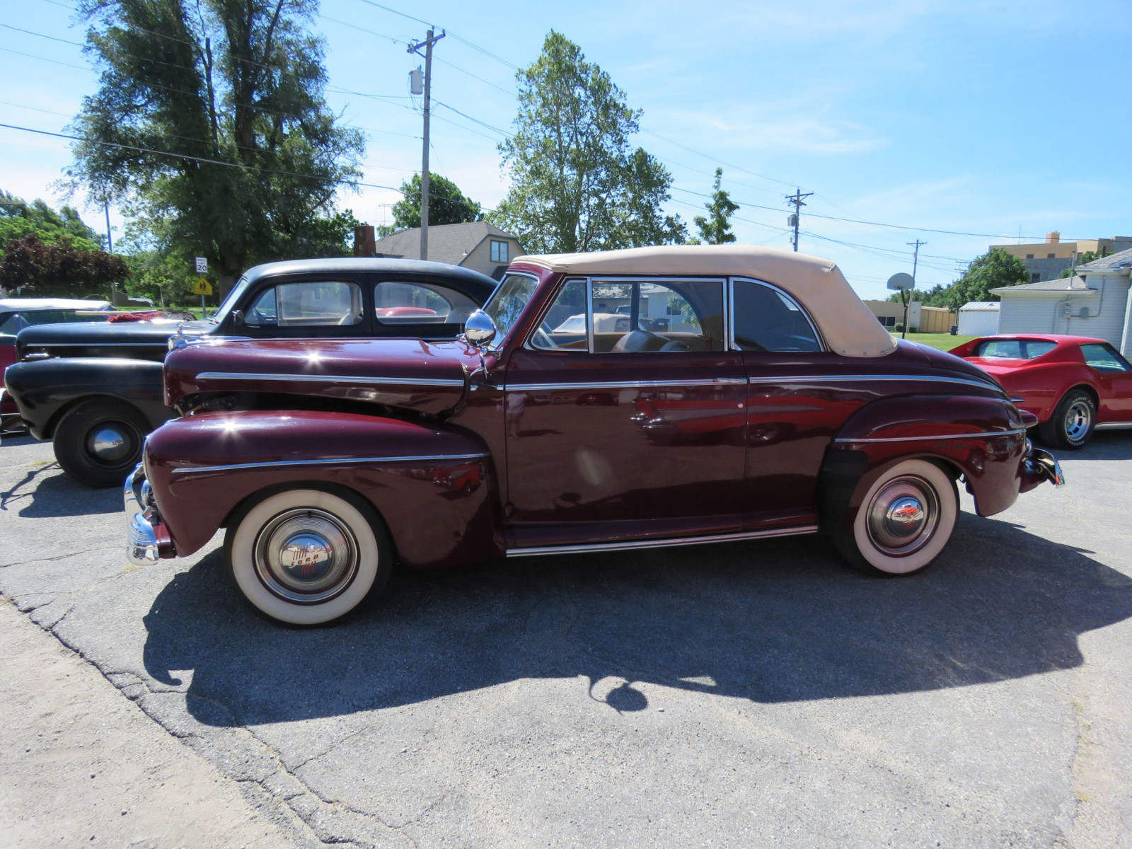 1946 FORD SUPER DELUXE CONVERTIBLE - Image 4