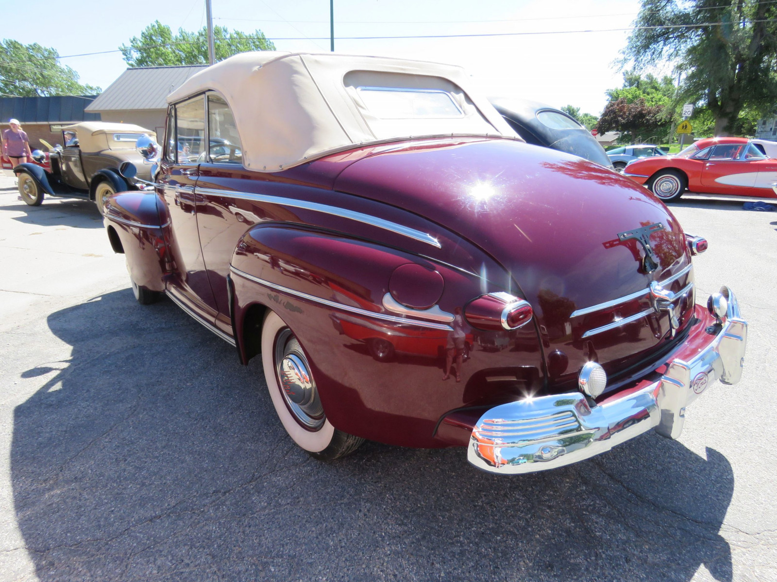 1946 FORD SUPER DELUXE CONVERTIBLE - Image 6