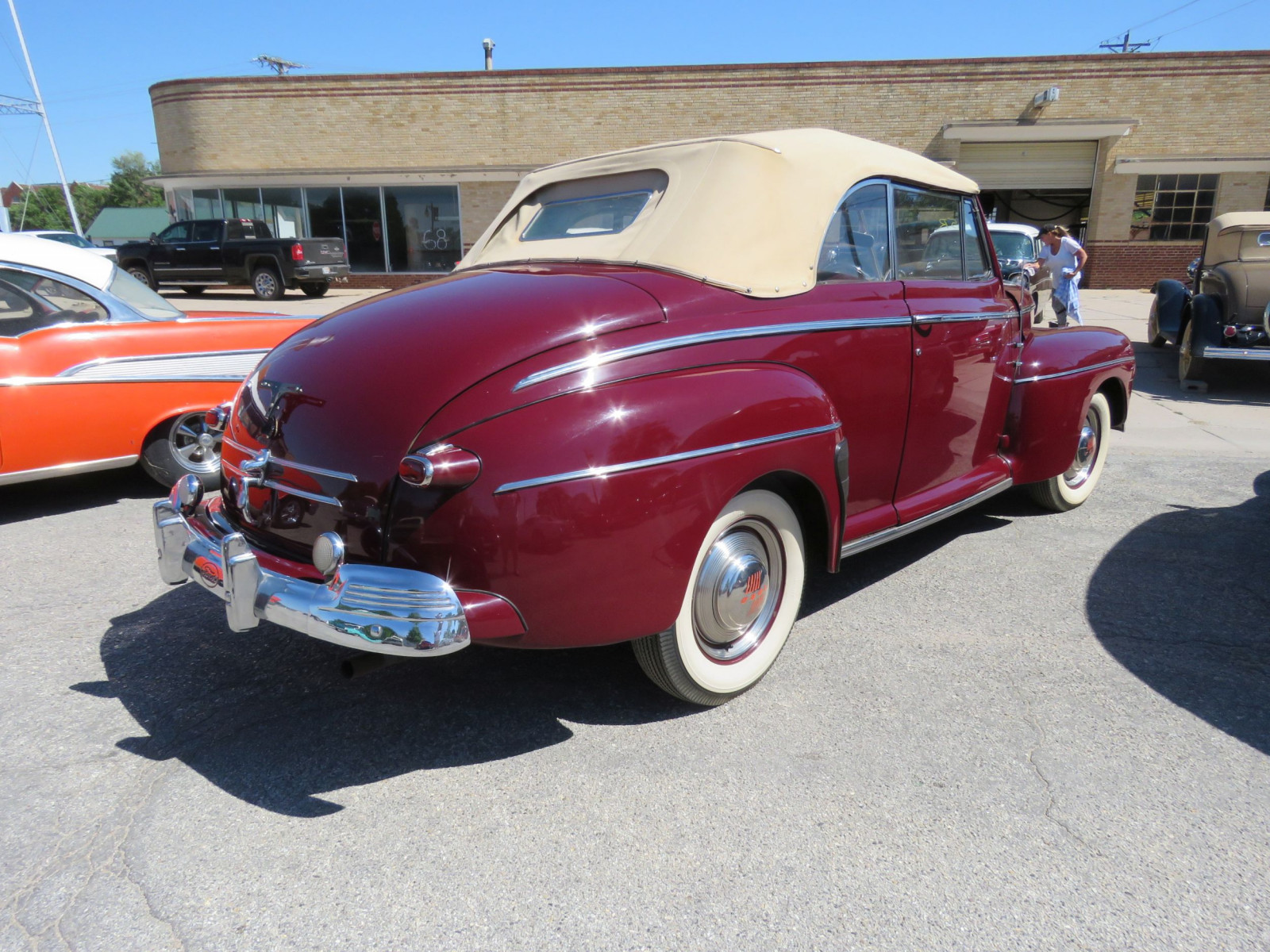 1946 FORD SUPER DELUXE CONVERTIBLE - Image 8