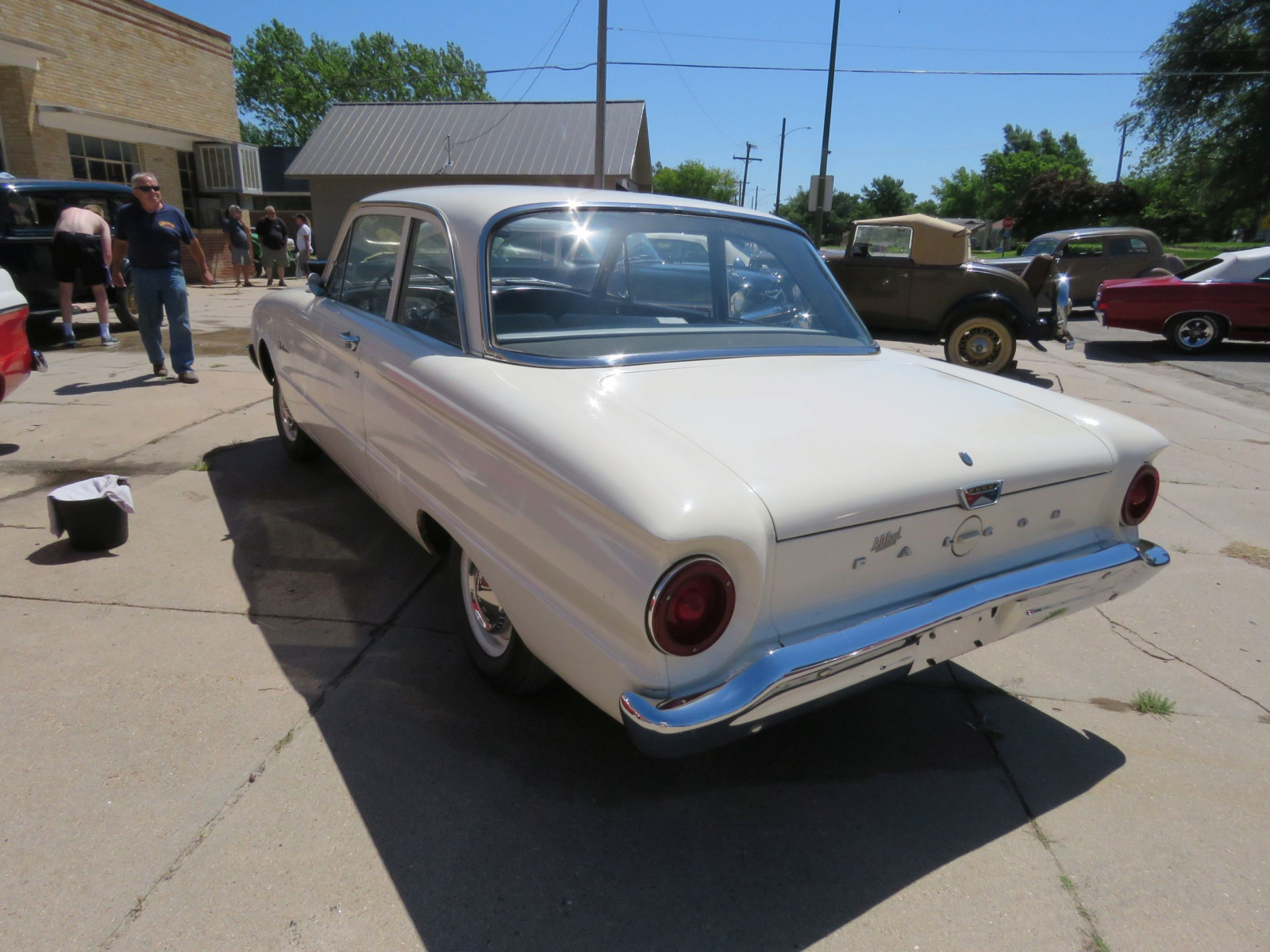1961 FORD FALCON 2DR SEDAN LESS THAN 10,000 MILES - Image 5