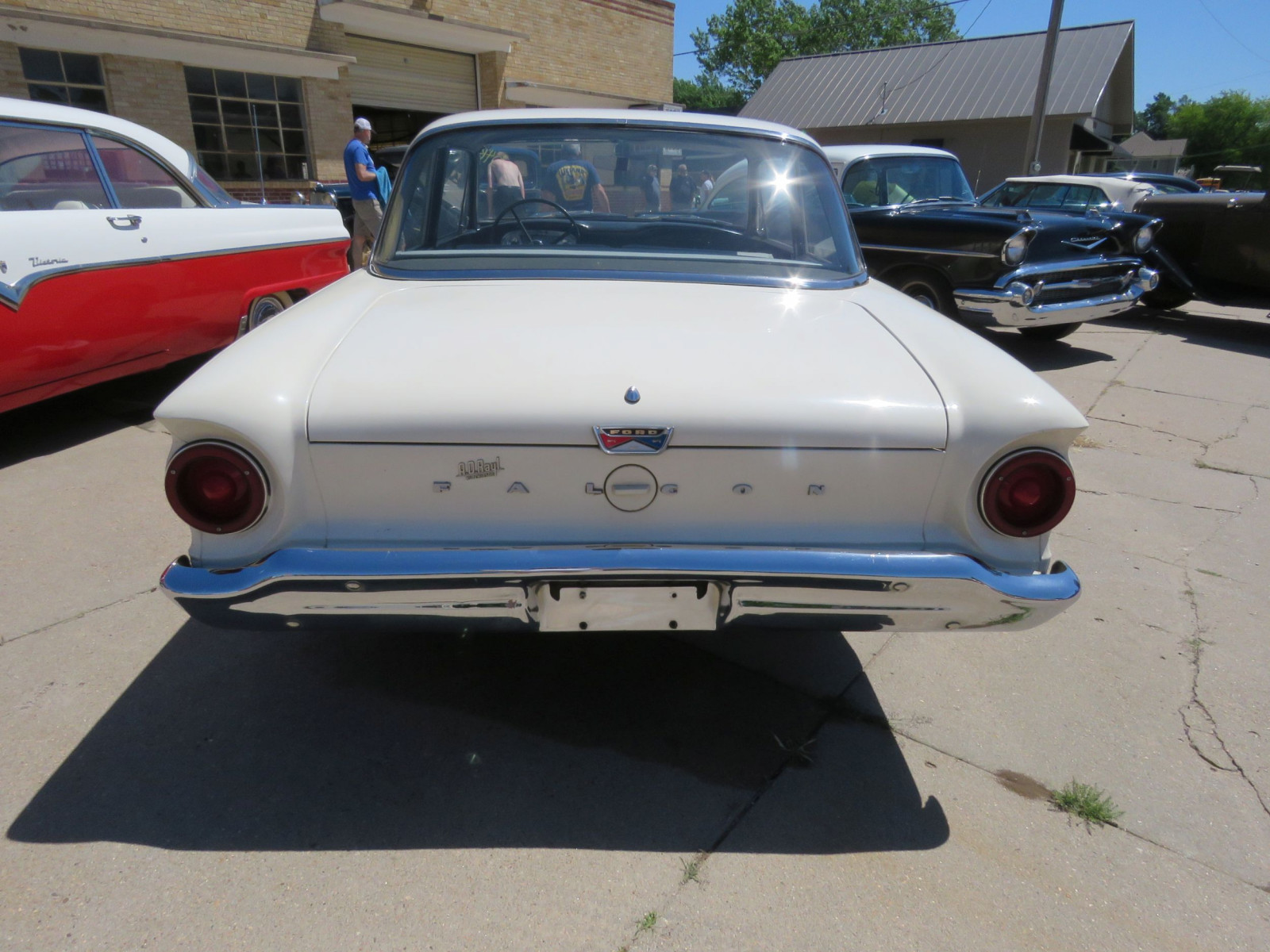 1961 FORD FALCON 2DR SEDAN LESS THAN 10,000 MILES - Image 6