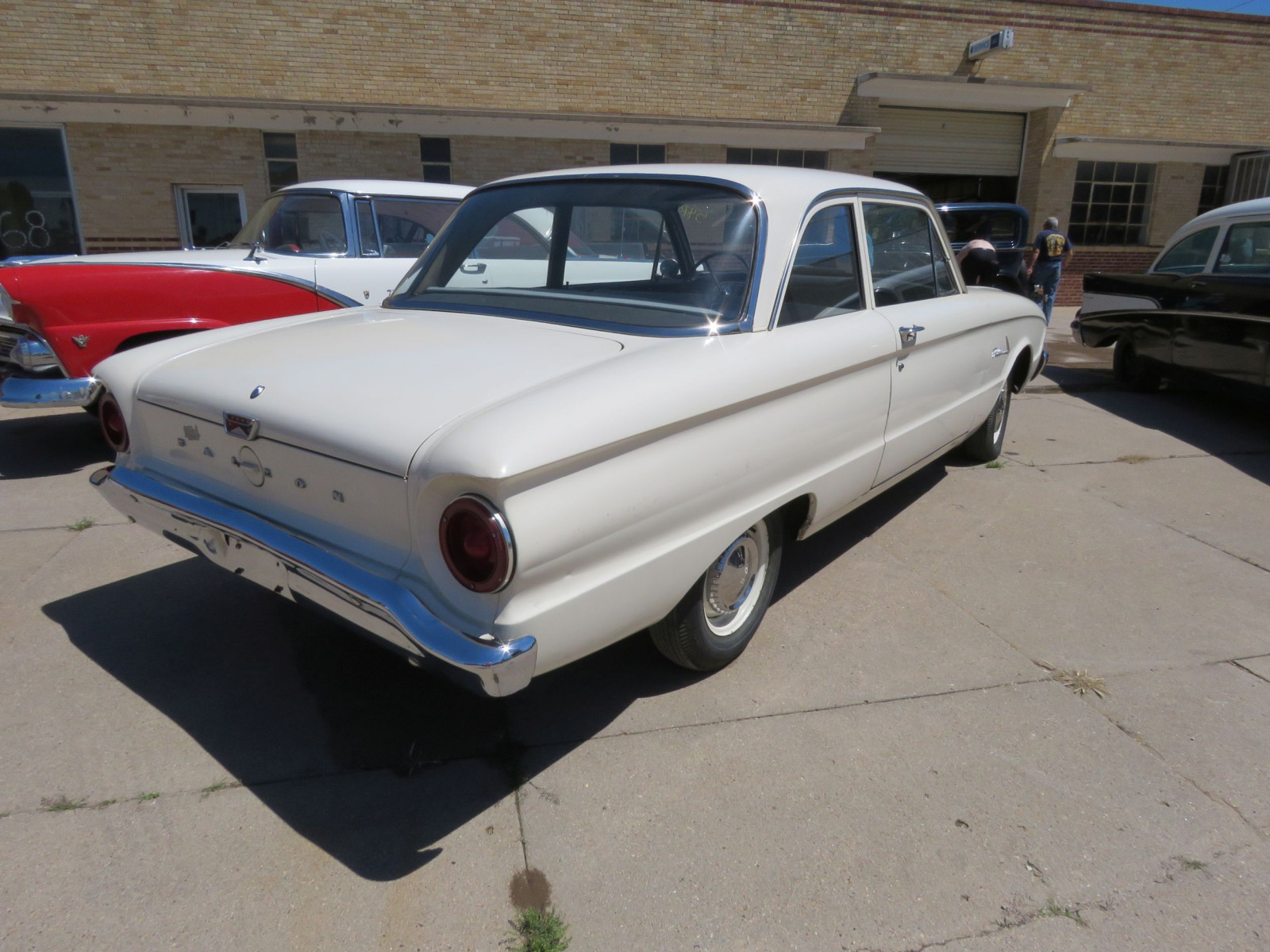 1961 FORD FALCON 2DR SEDAN LESS THAN 10,000 MILES - Image 7