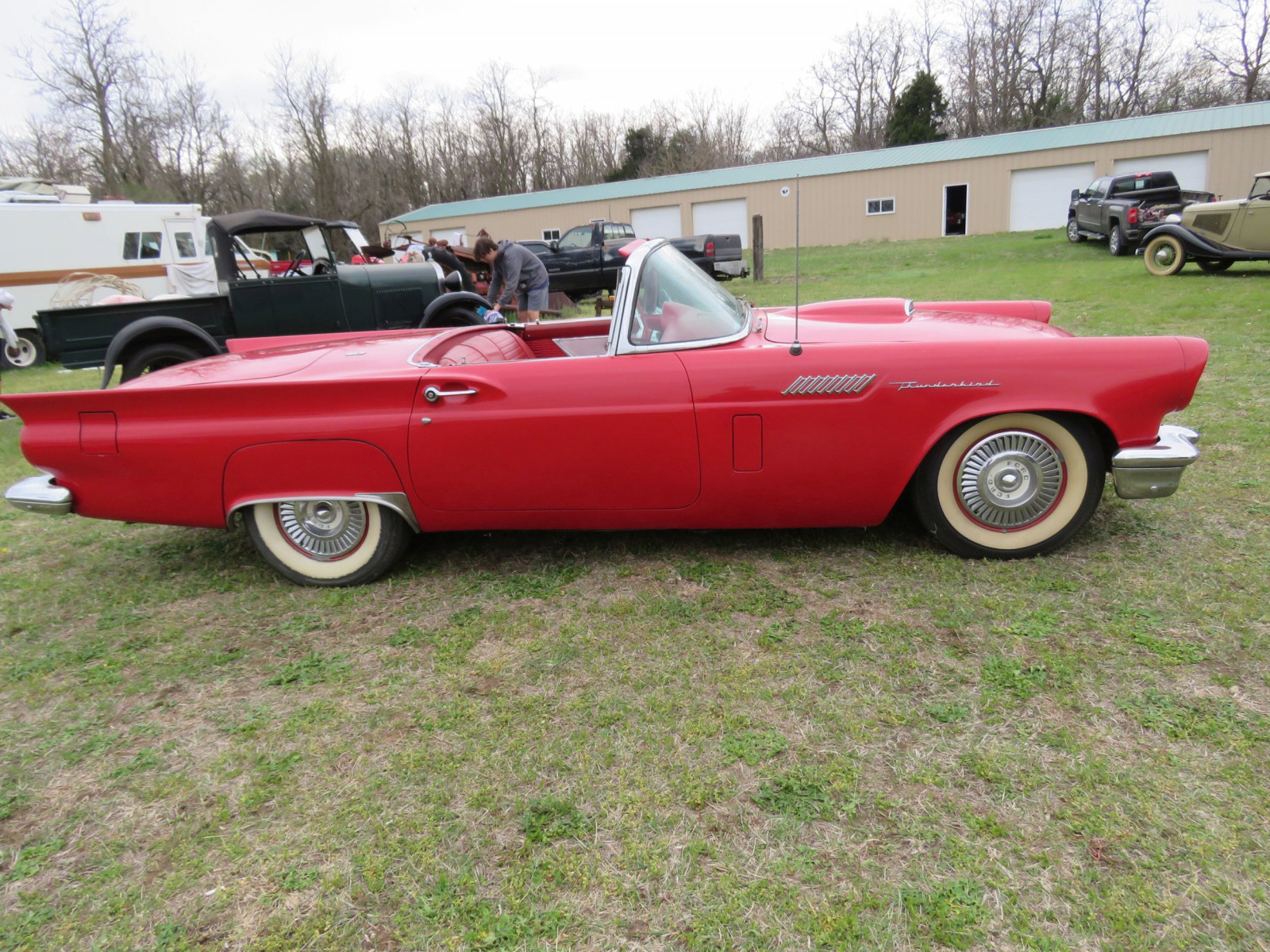 1957 FORD THUNDERBIRD ROADSTER - Image 4