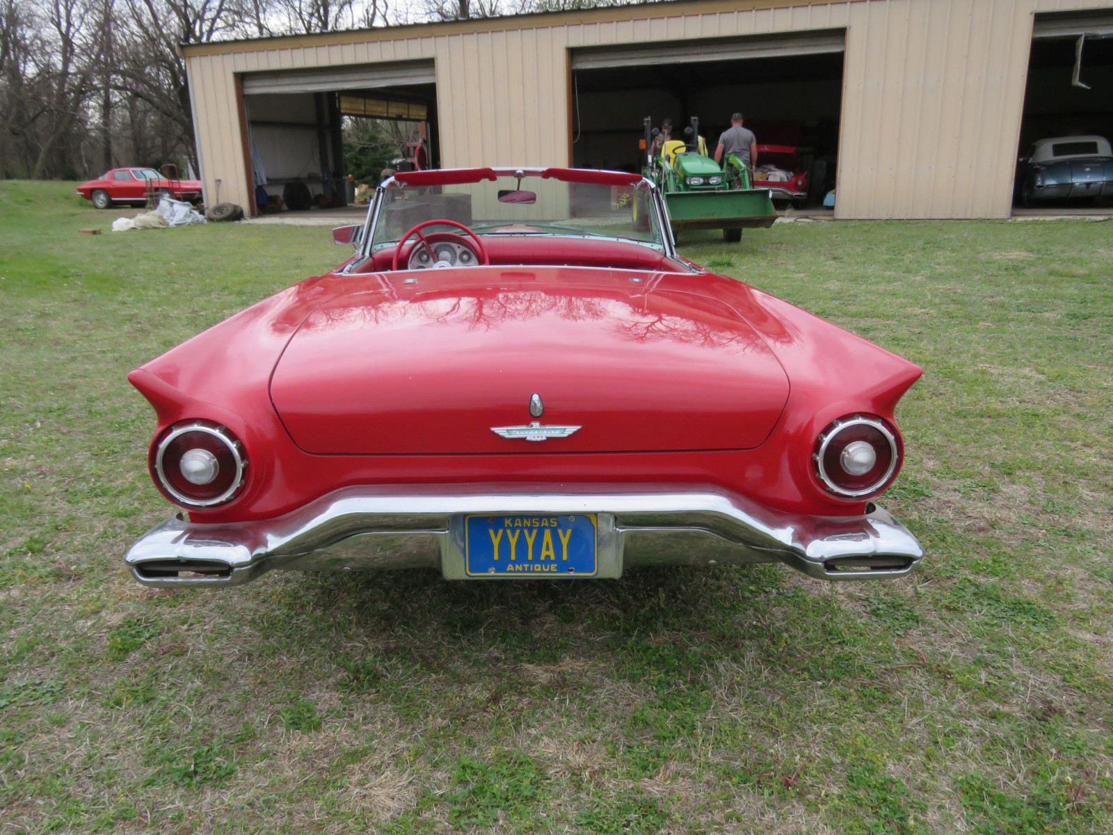 1957 FORD THUNDERBIRD ROADSTER - Image 6