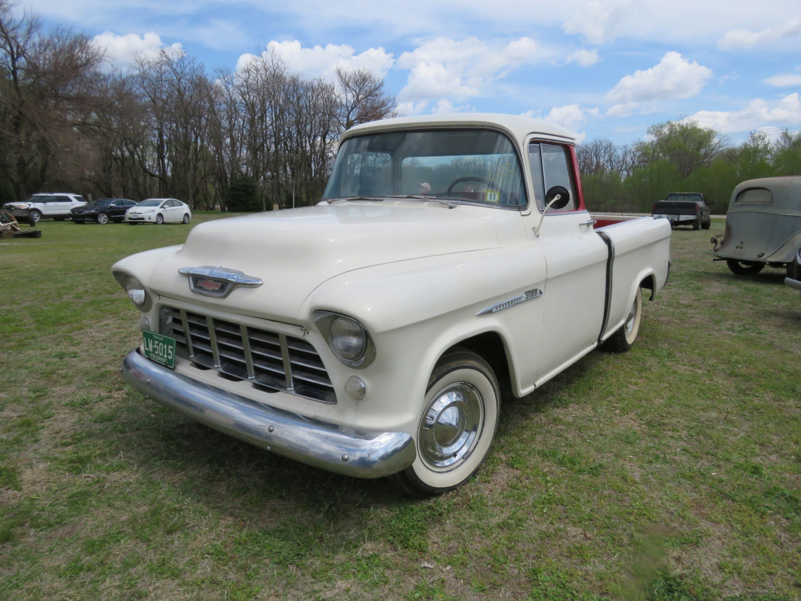 1955 CHEVROLET CAMEO PICKUP - Image 1