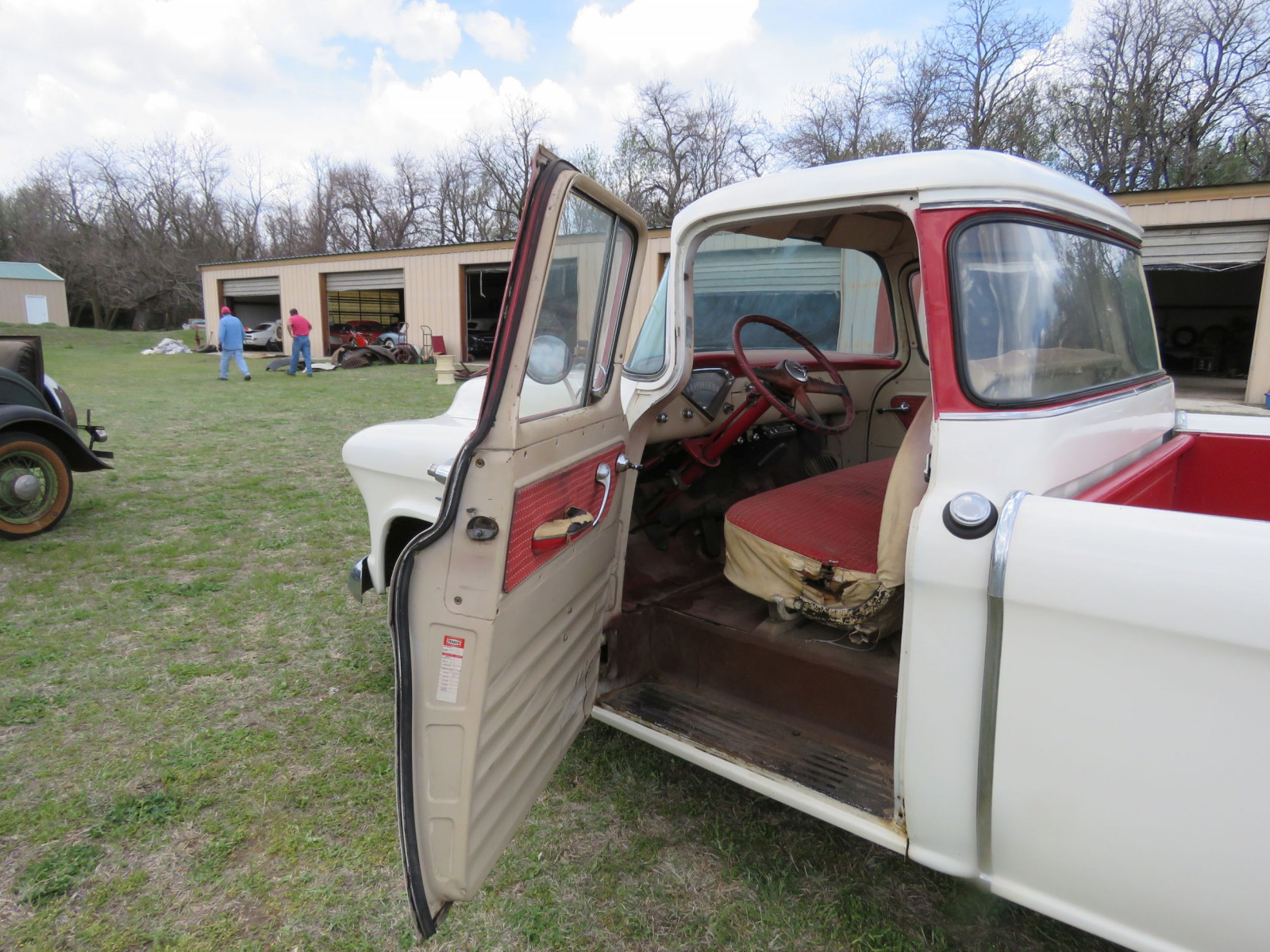 1955 CHEVROLET CAMEO PICKUP - Image 11