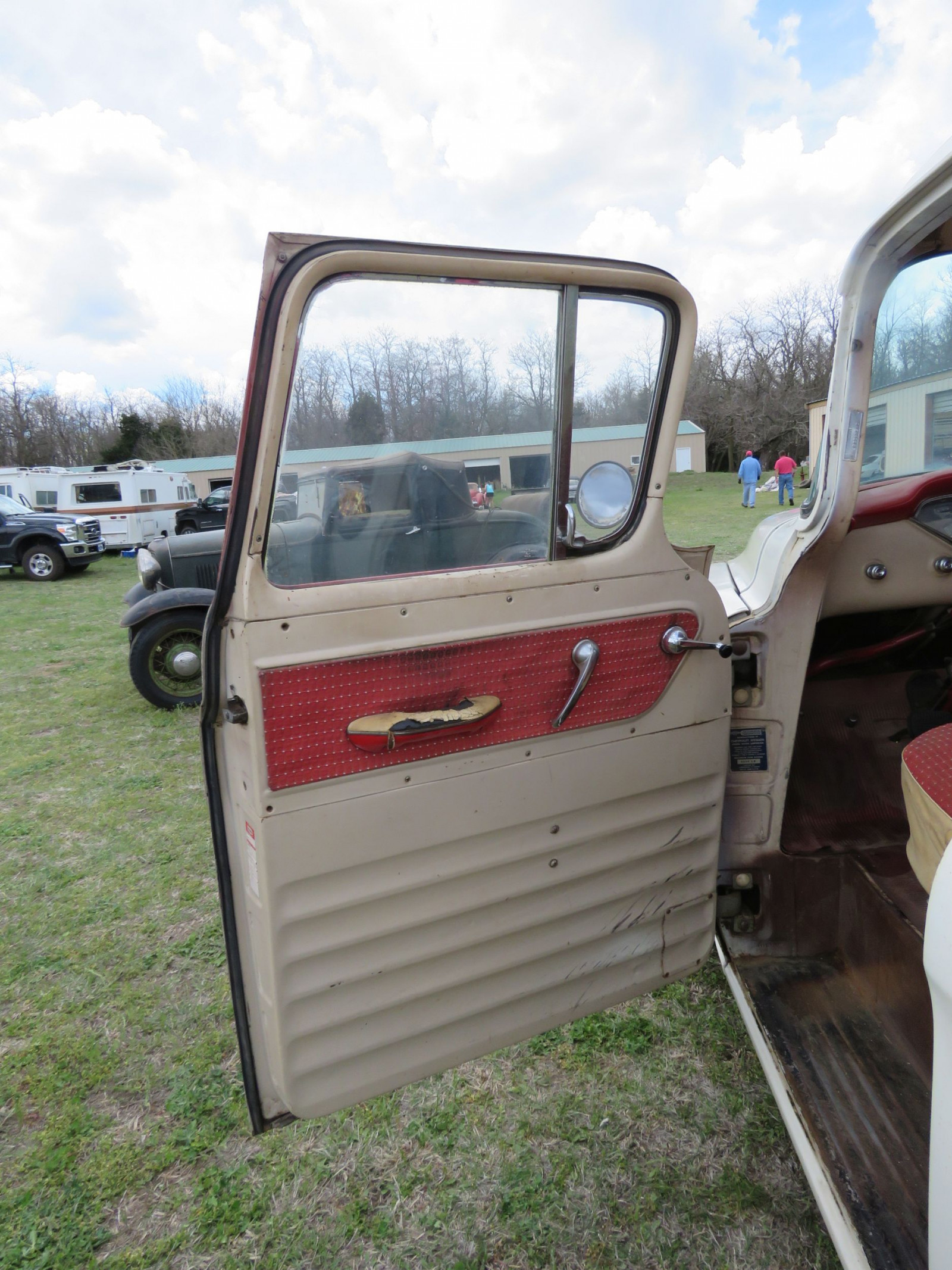 1955 CHEVROLET CAMEO PICKUP - Image 12