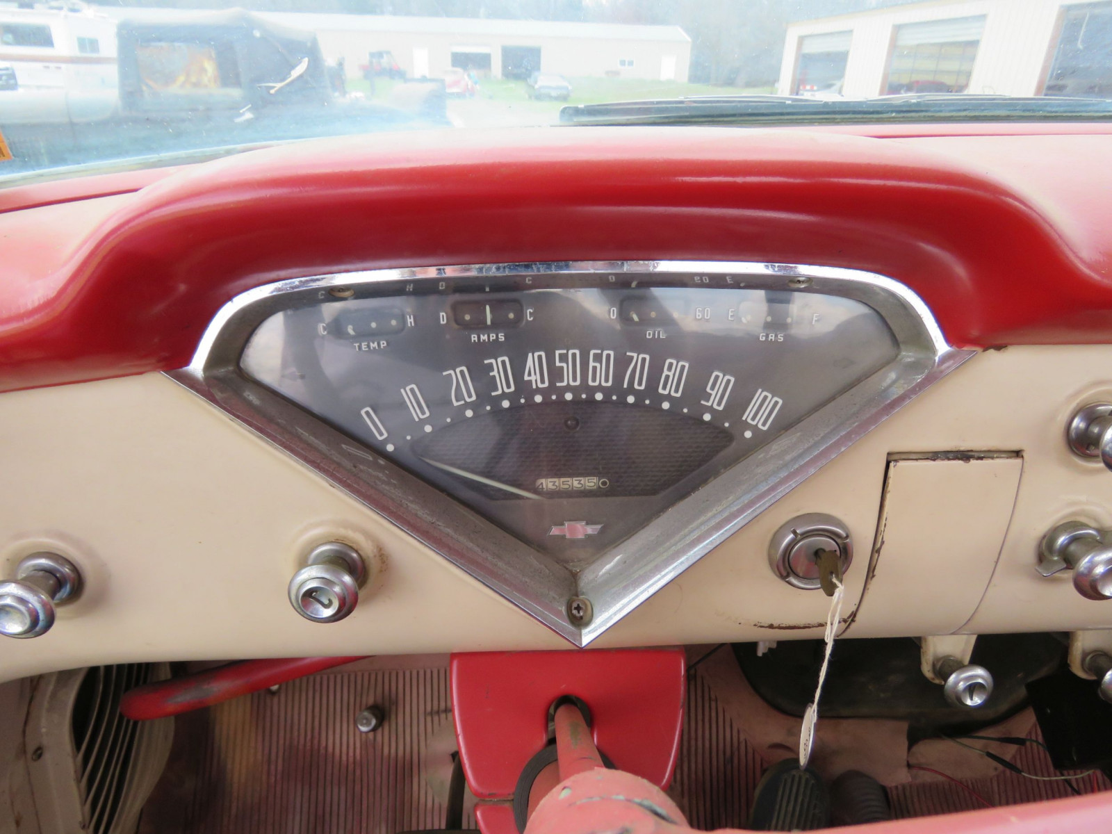 1955 CHEVROLET CAMEO PICKUP - Image 14