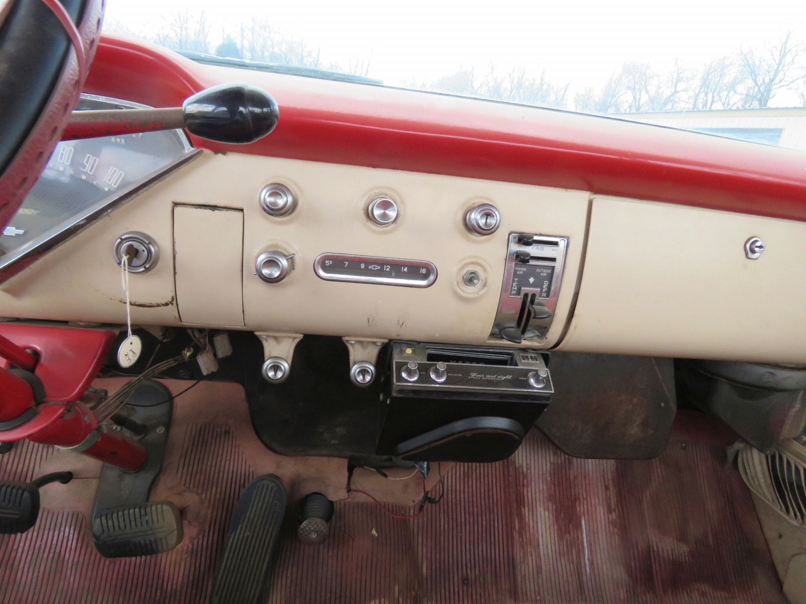 1955 CHEVROLET CAMEO PICKUP - Image 15