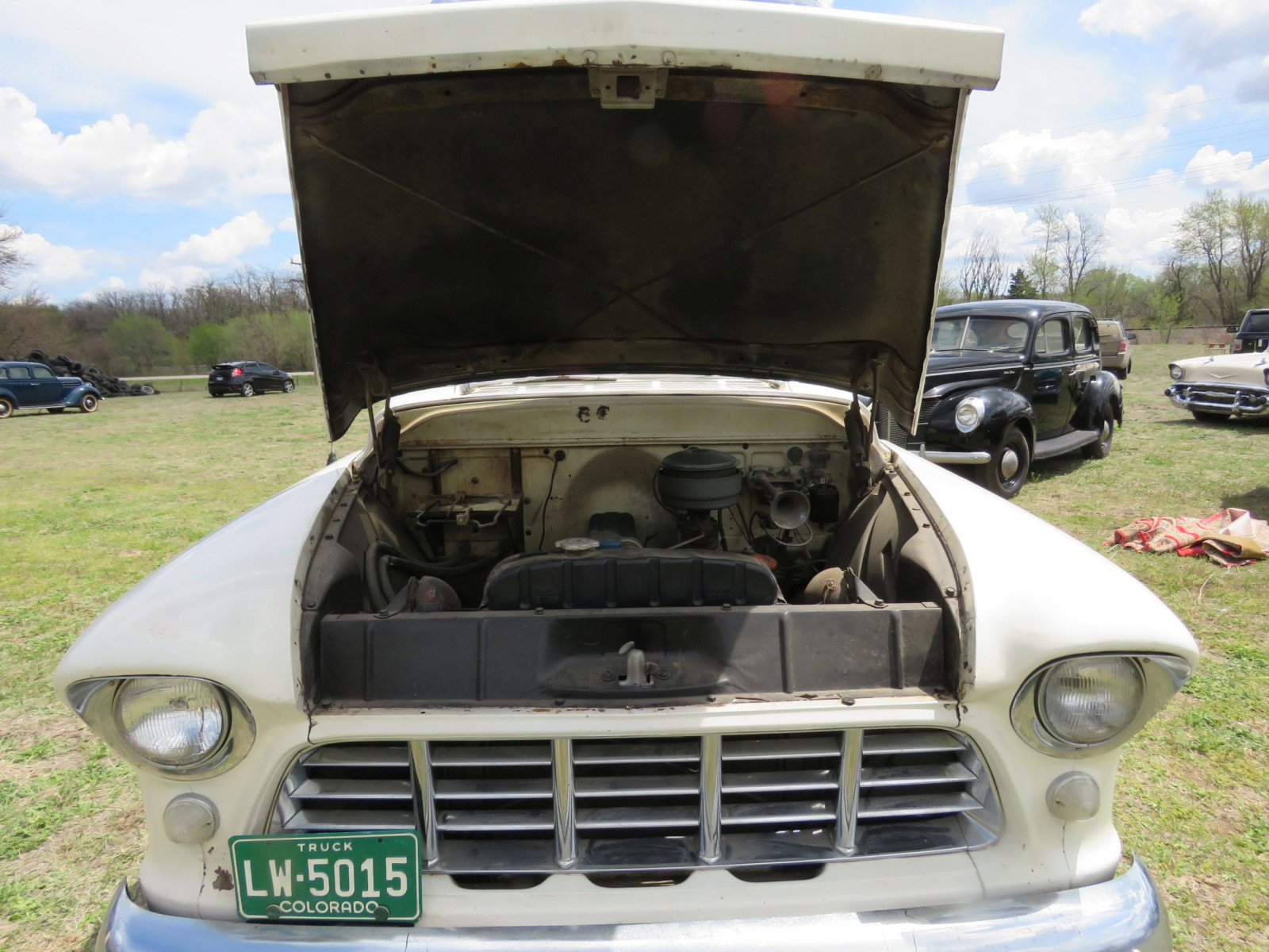 1955 CHEVROLET CAMEO PICKUP - Image 19