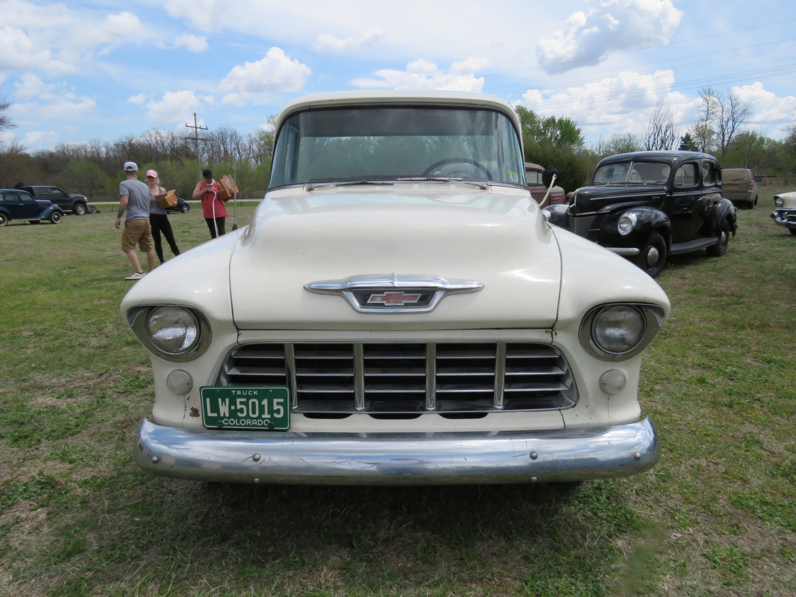 1955 CHEVROLET CAMEO PICKUP - Image 2