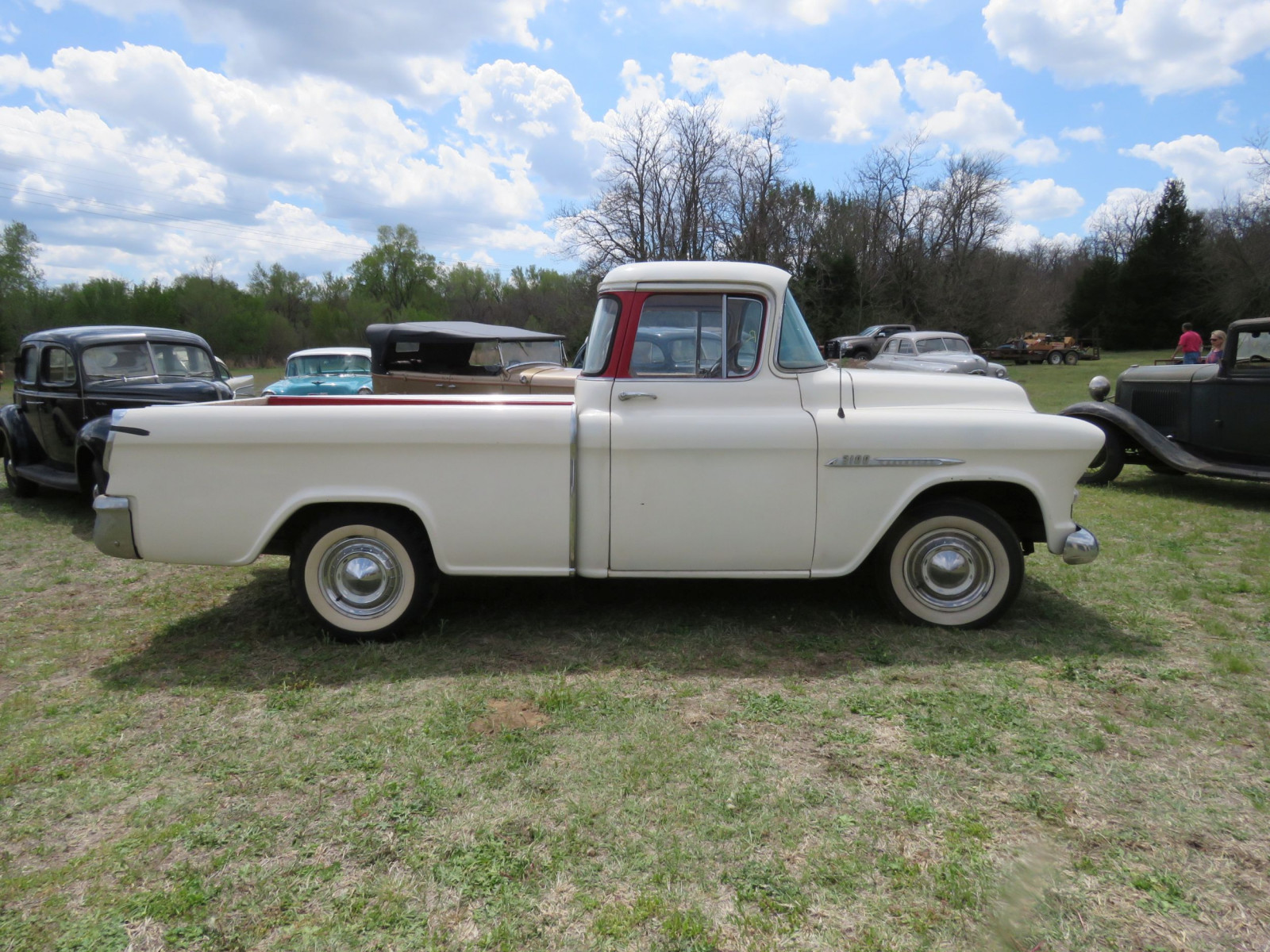 1955 CHEVROLET CAMEO PICKUP - Image 4