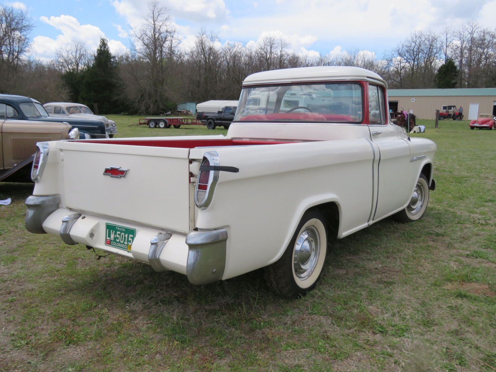 1955 CHEVROLET CAMEO PICKUP - Image 5