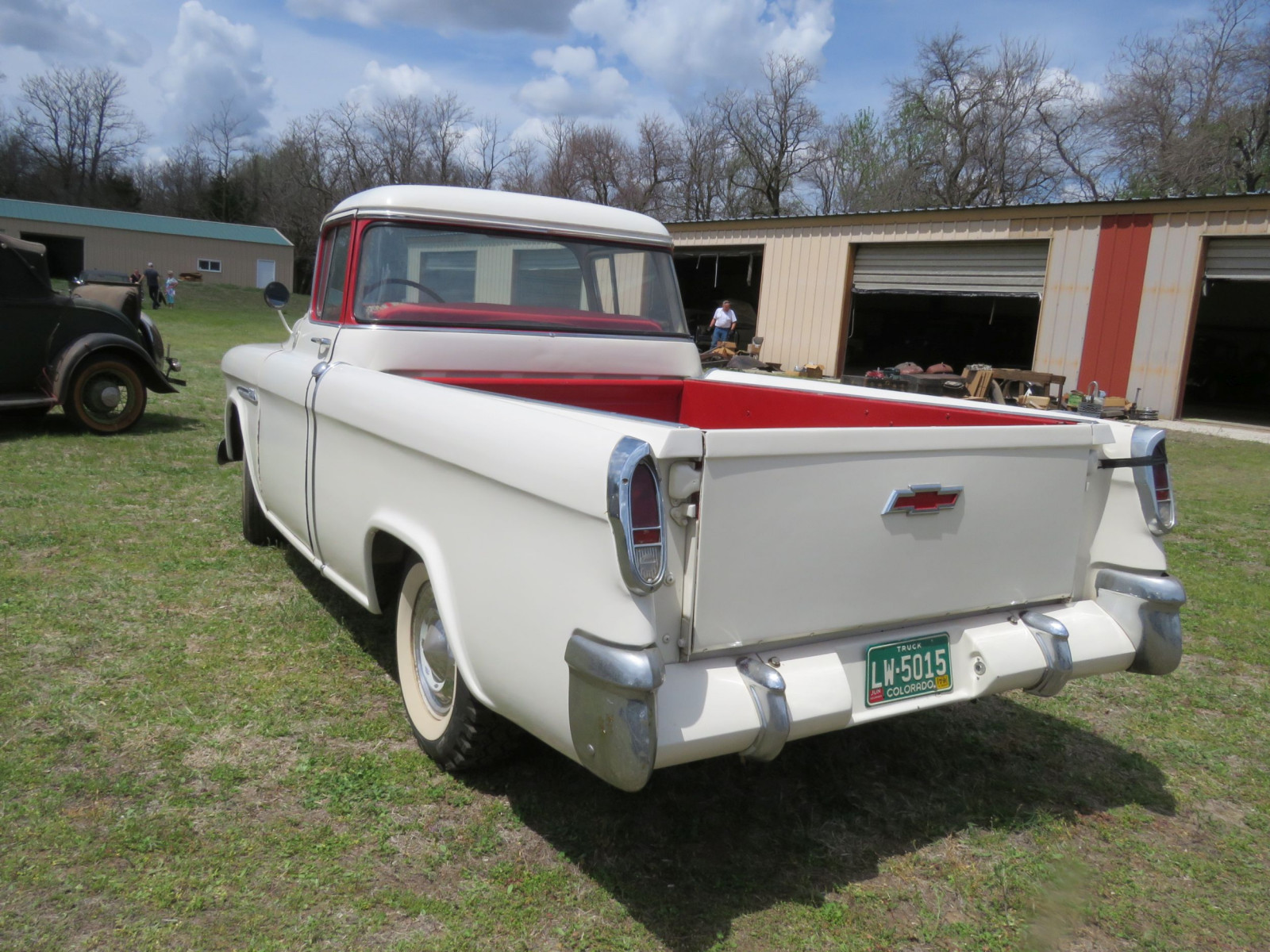 1955 CHEVROLET CAMEO PICKUP - Image 8
