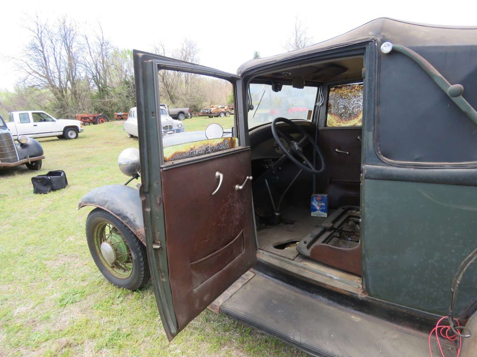 1932 FORD SPORT COUPE ORIGINAL PROJECT - Image 11