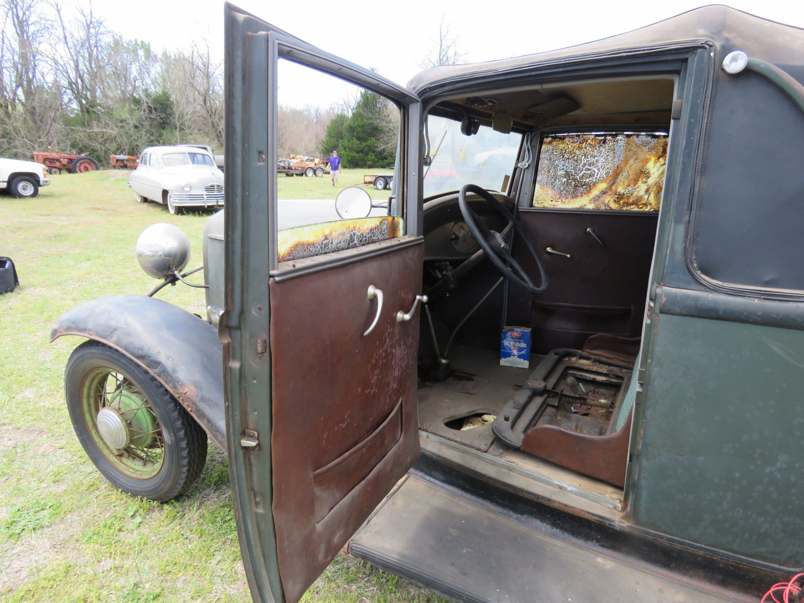 1932 FORD SPORT COUPE ORIGINAL PROJECT - Image 14
