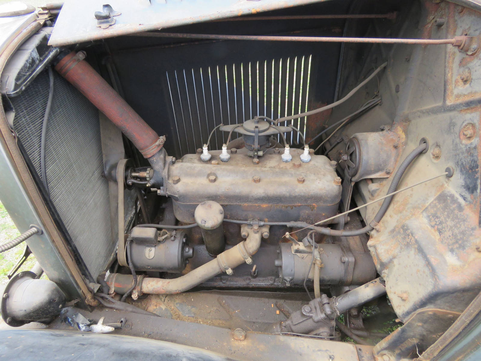 1932 FORD SPORT COUPE ORIGINAL PROJECT - Image 15