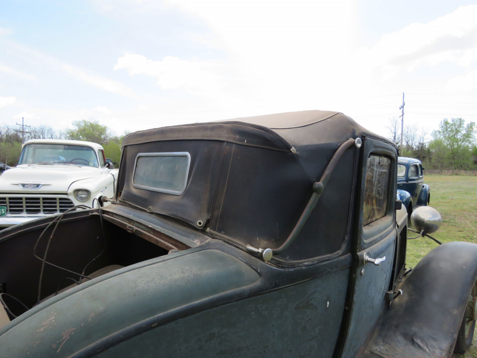 1932 FORD SPORT COUPE ORIGINAL PROJECT - Image 18