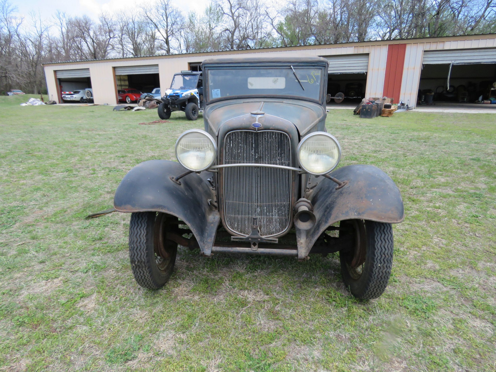 1932 FORD SPORT COUPE ORIGINAL PROJECT - Image 19