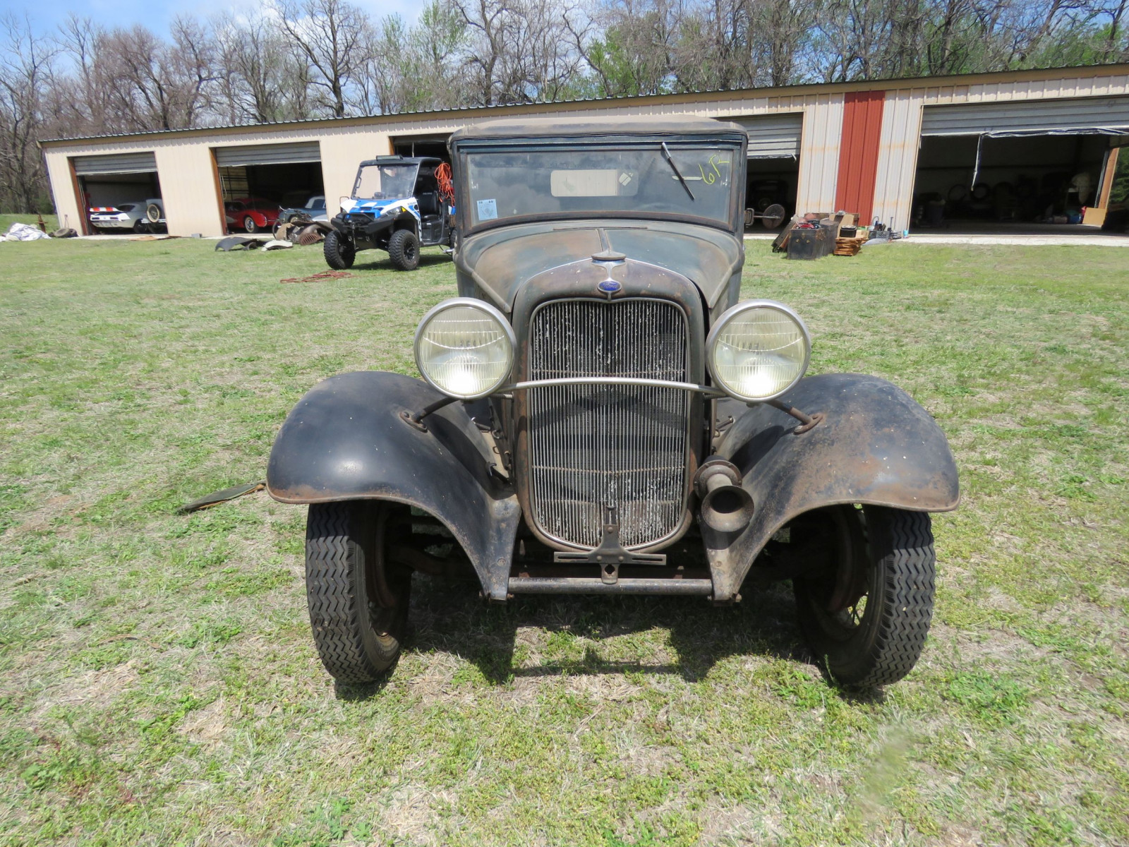 1932 FORD SPORT COUPE ORIGINAL PROJECT - Image 2