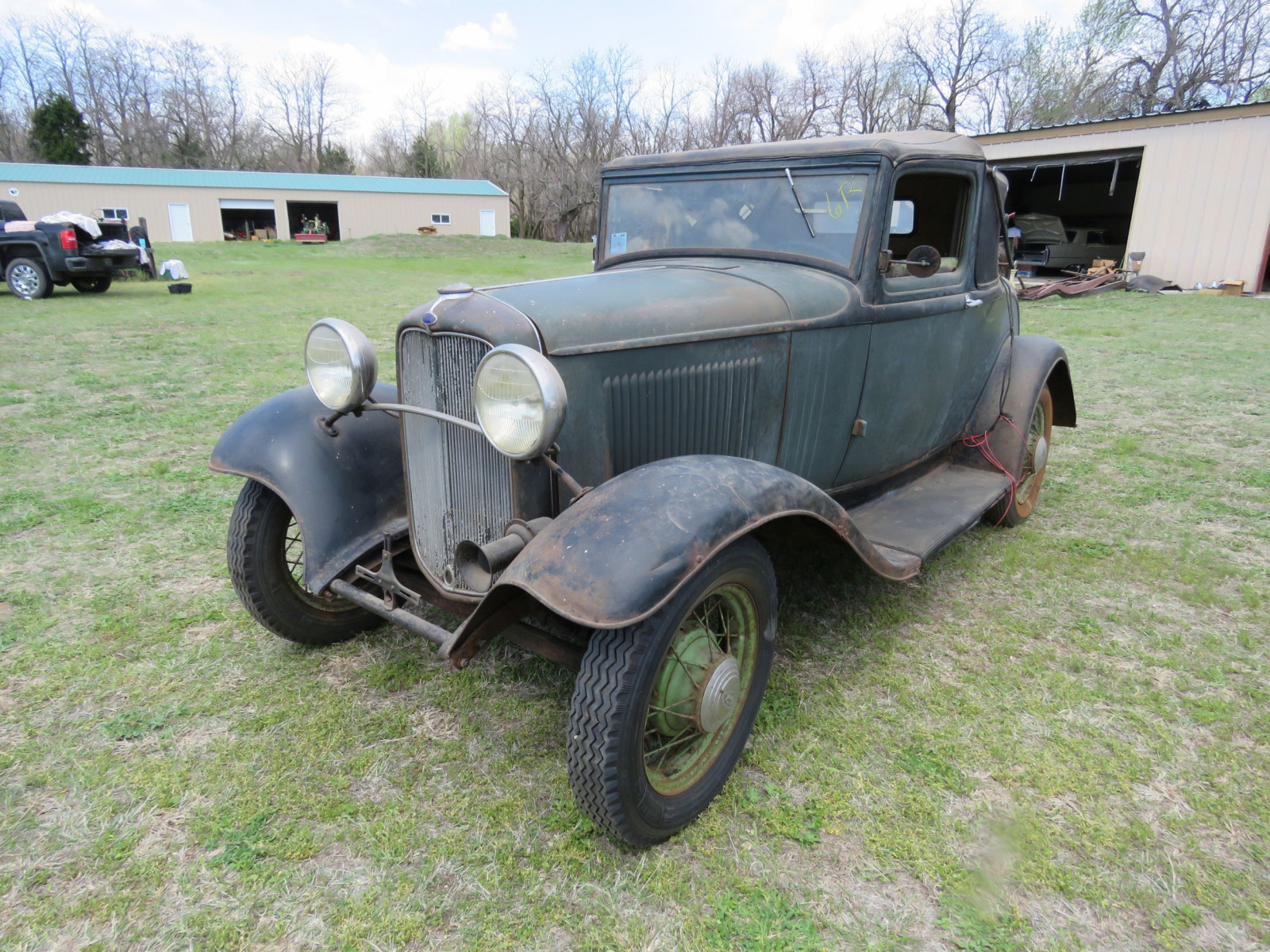 1932 FORD SPORT COUPE ORIGINAL PROJECT - Image 20
