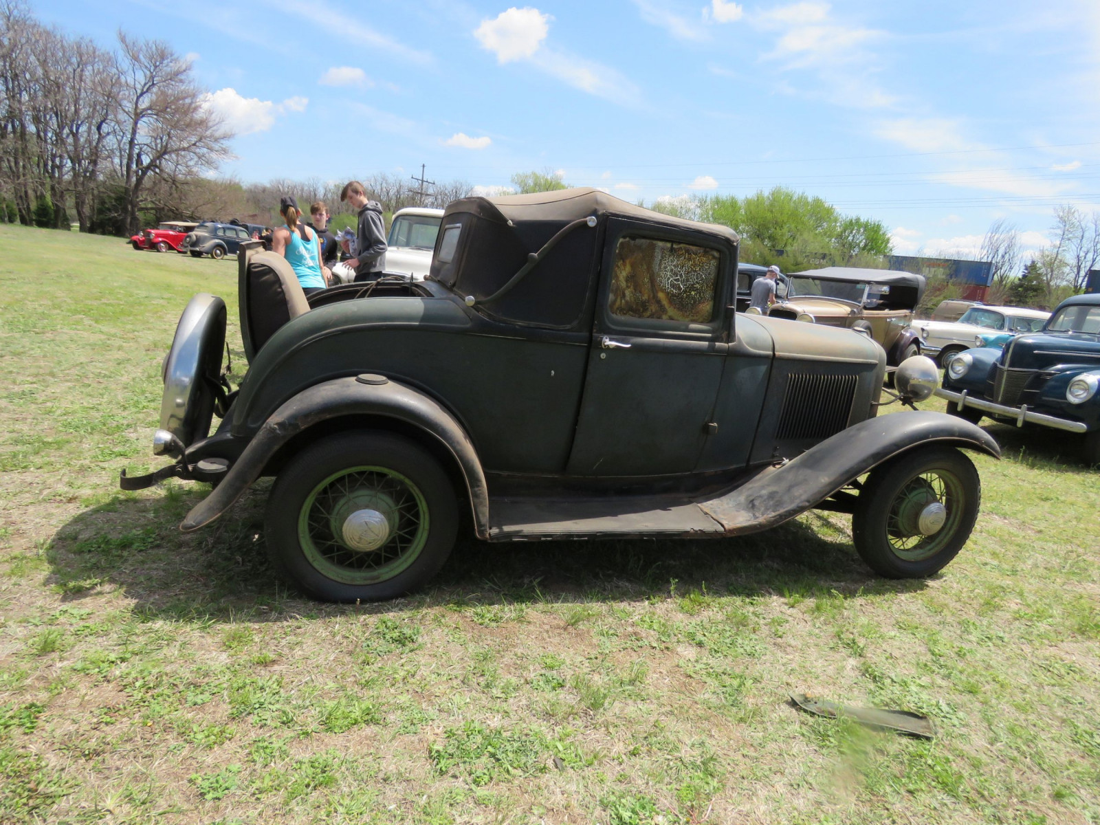 1932 FORD SPORT COUPE ORIGINAL PROJECT - Image 5