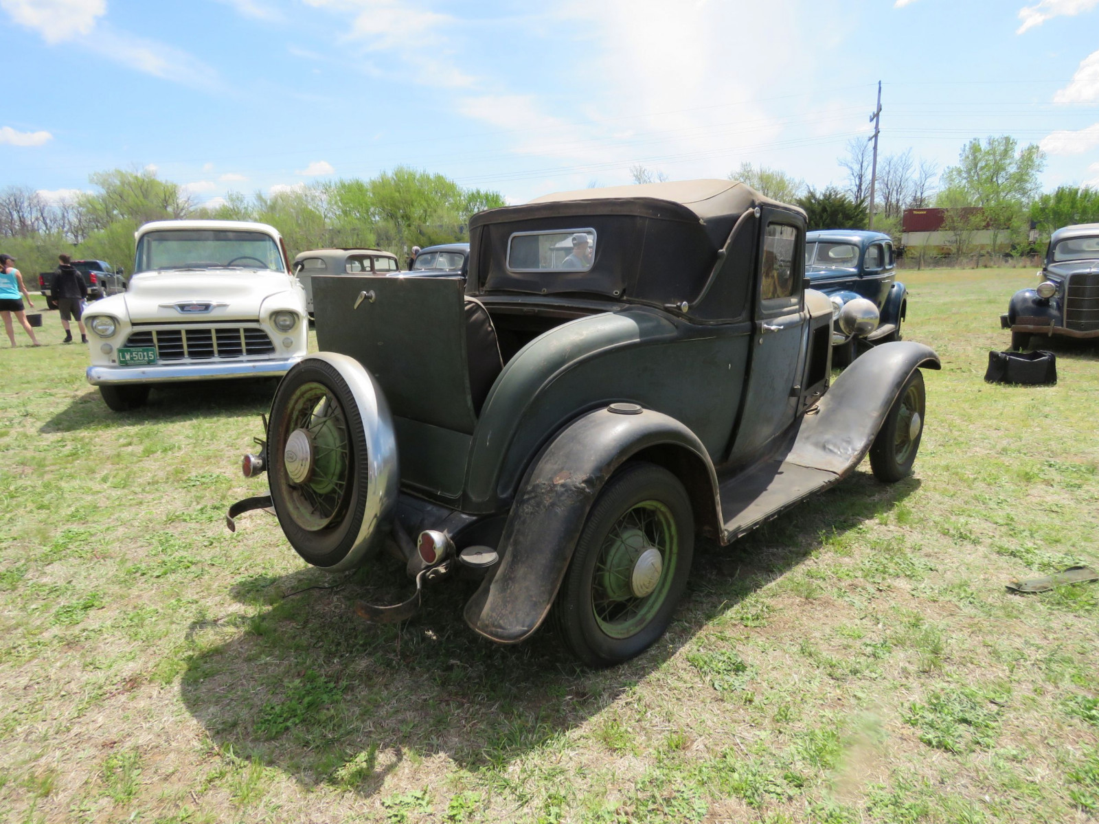 1932 FORD SPORT COUPE ORIGINAL PROJECT - Image 6