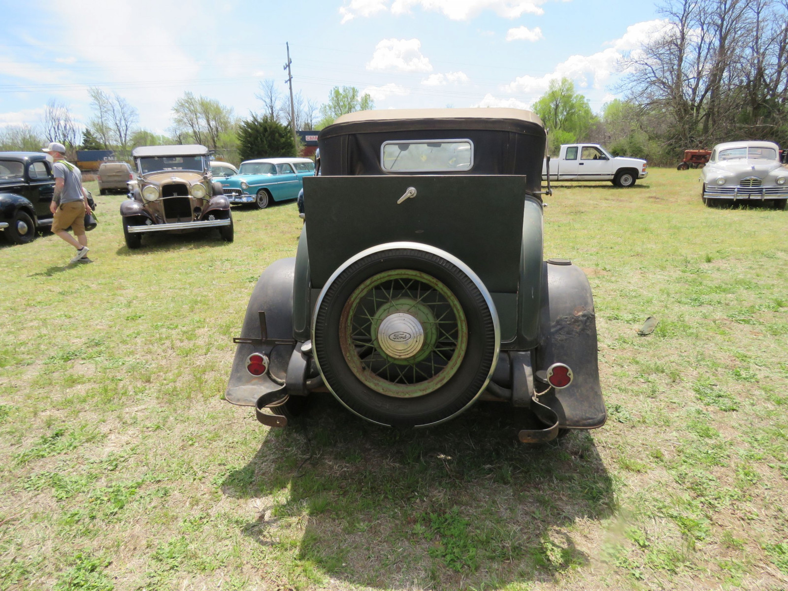 1932 FORD SPORT COUPE ORIGINAL PROJECT - Image 7