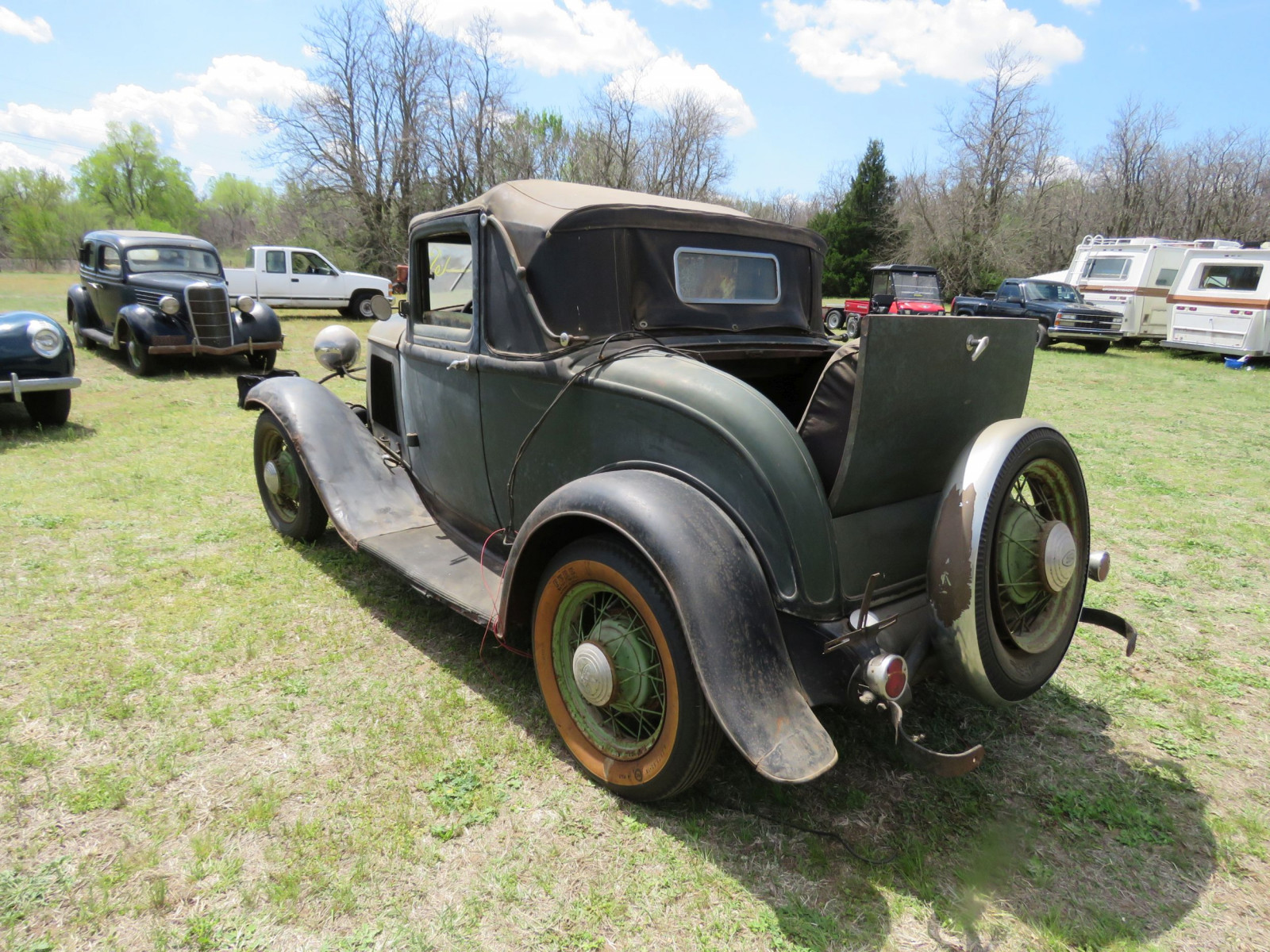 1932 FORD SPORT COUPE ORIGINAL PROJECT - Image 8