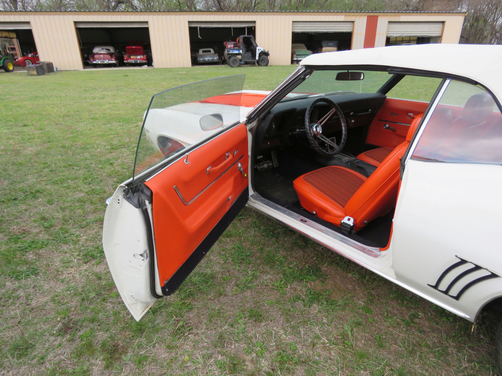 1969 CHEVROLET INDY PACECAR CAMARO CONVERTIBLE - Image 14