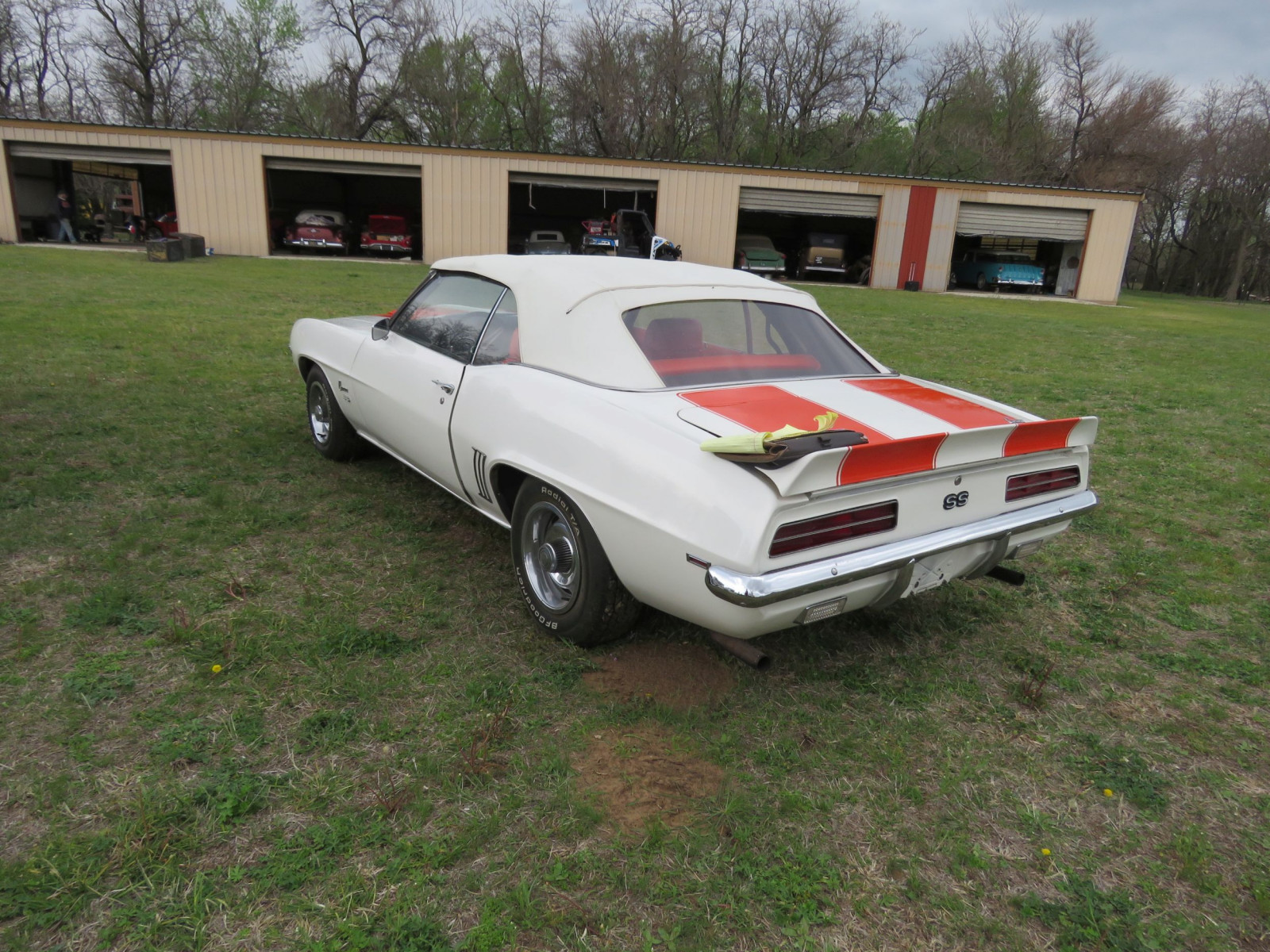1969 CHEVROLET INDY PACECAR CAMARO CONVERTIBLE - Image 7