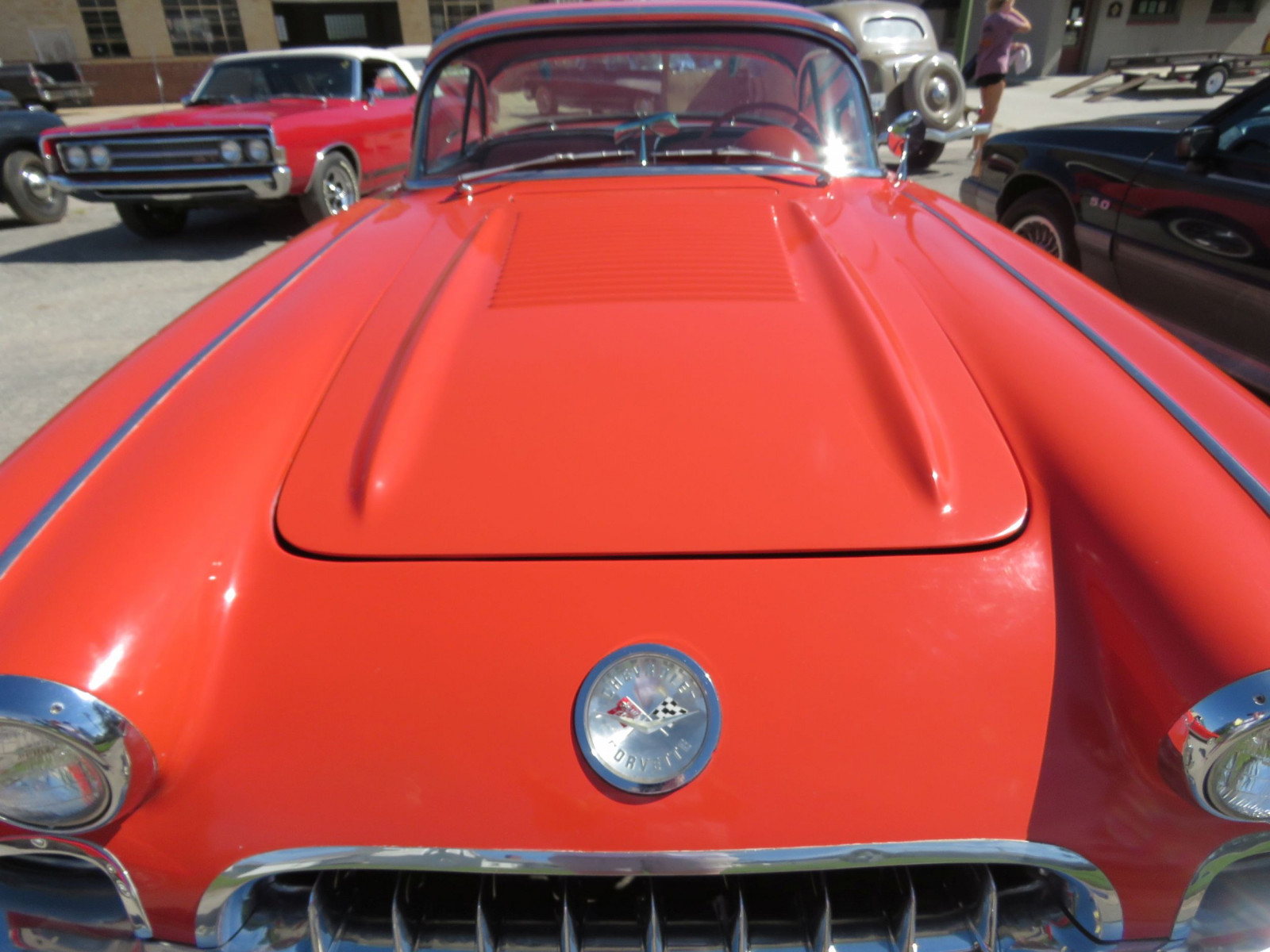 1958 CHEVROLET CORVETTE FUEL INJECTED ROADSTER - Image 12