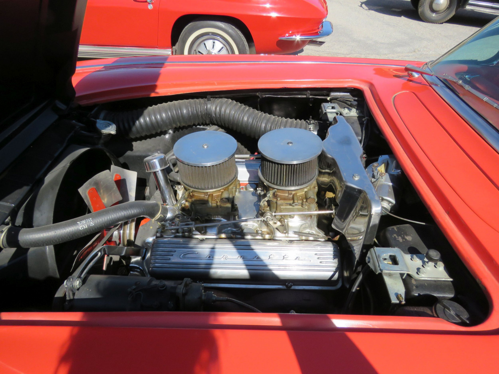 1958 CHEVROLET CORVETTE FUEL INJECTED ROADSTER - Image 19